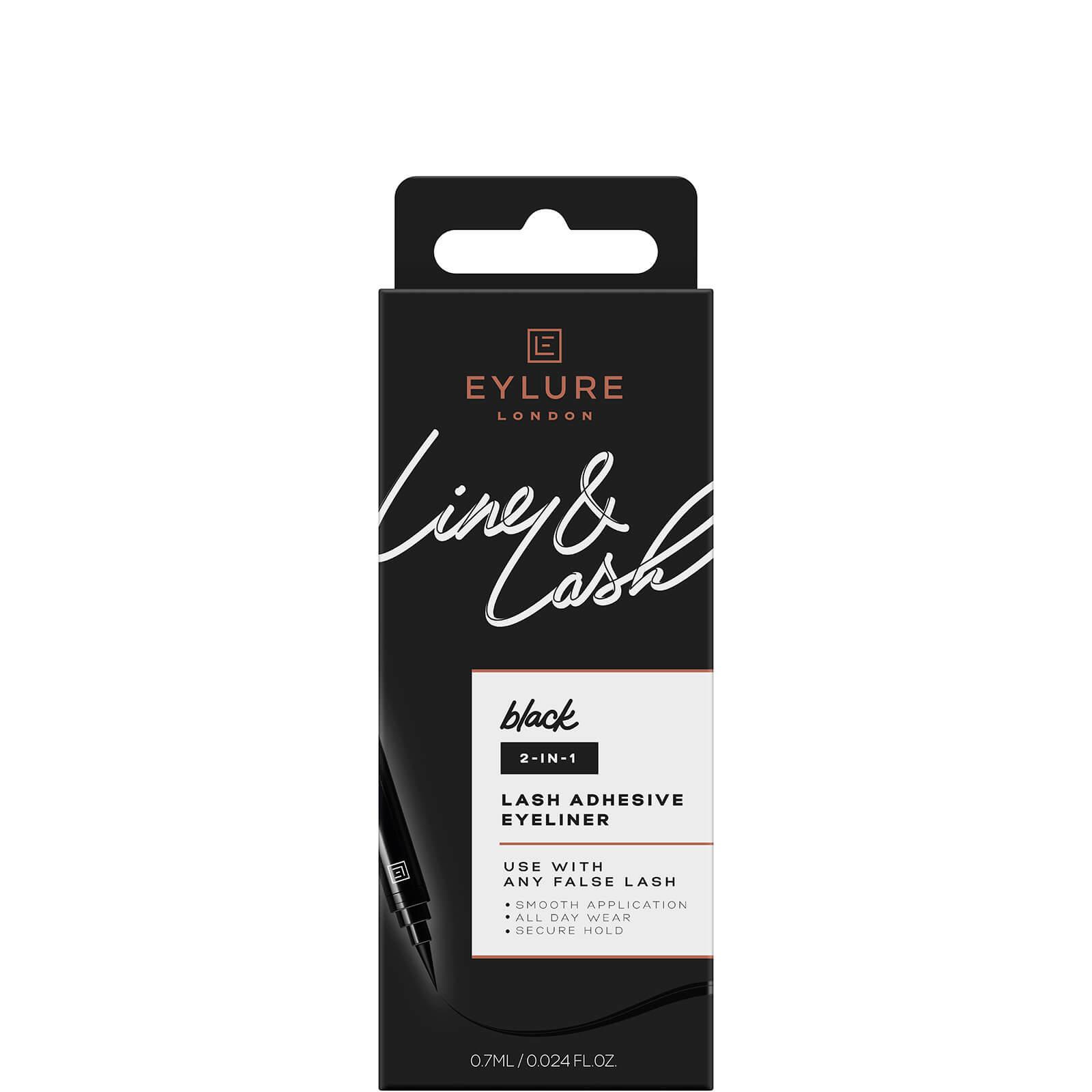Купить Eylure Line and Lash Black Lash Glue and Liner Pen