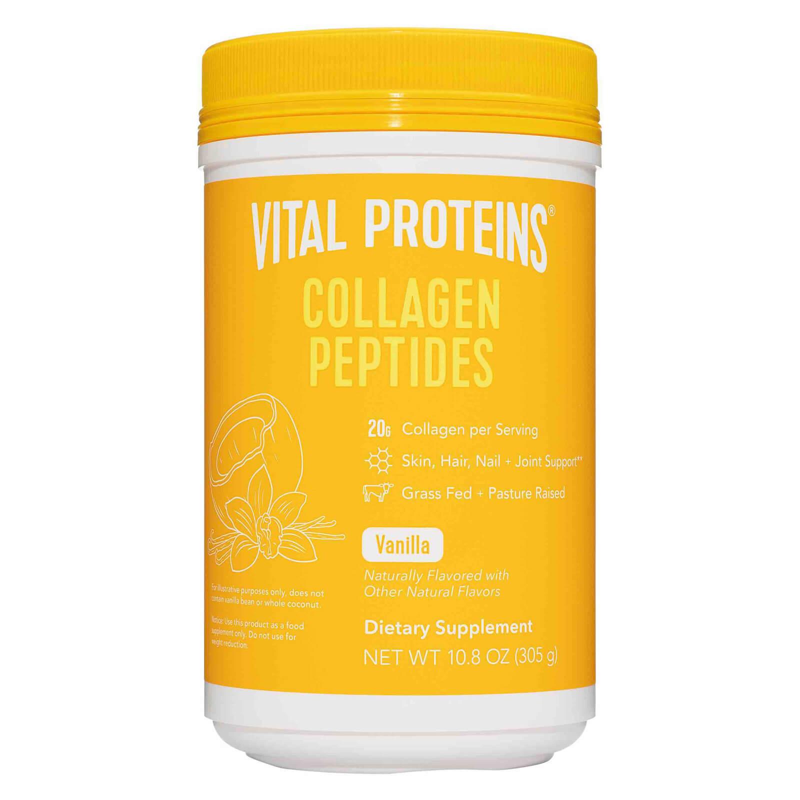 Collagen Peptides Powder - Vanilla 305g