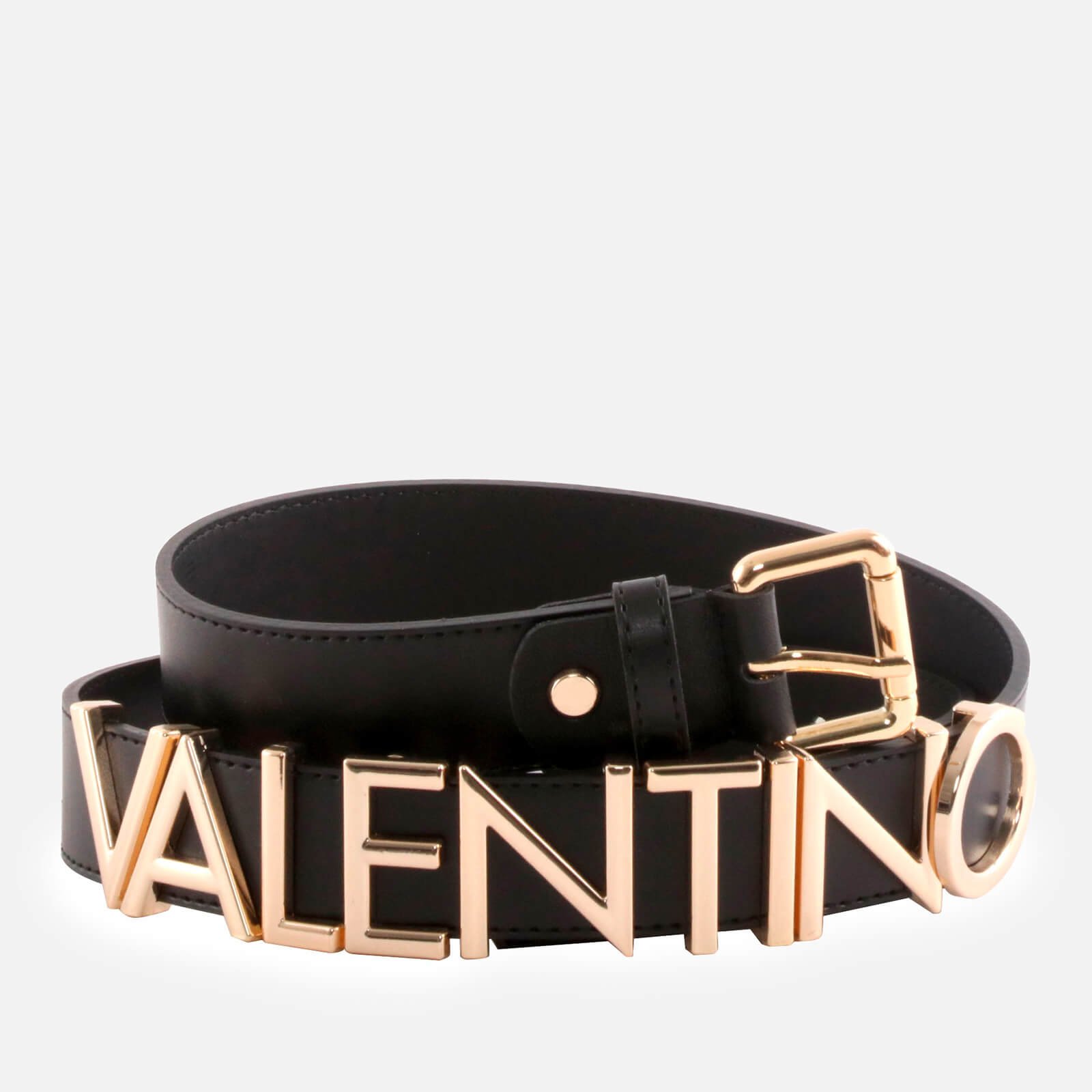 Valentino Bags Women's Emma Winter Belt - Black - S