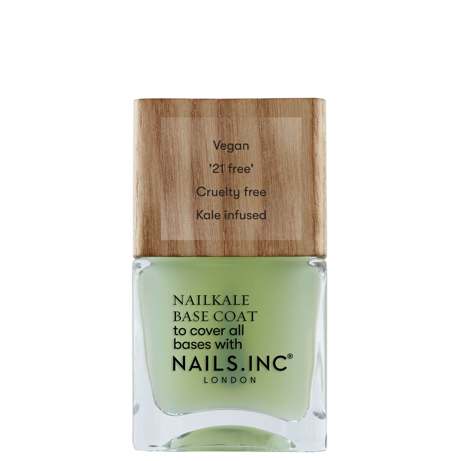 Купить Nails.INC Nail Kale Superfood Base Coat 14ml