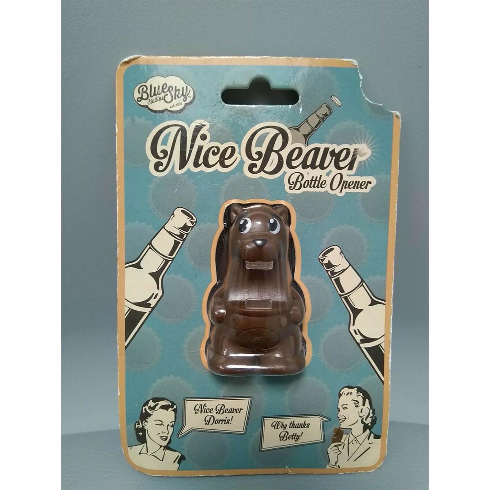 Image of Beaver Bottle Opener