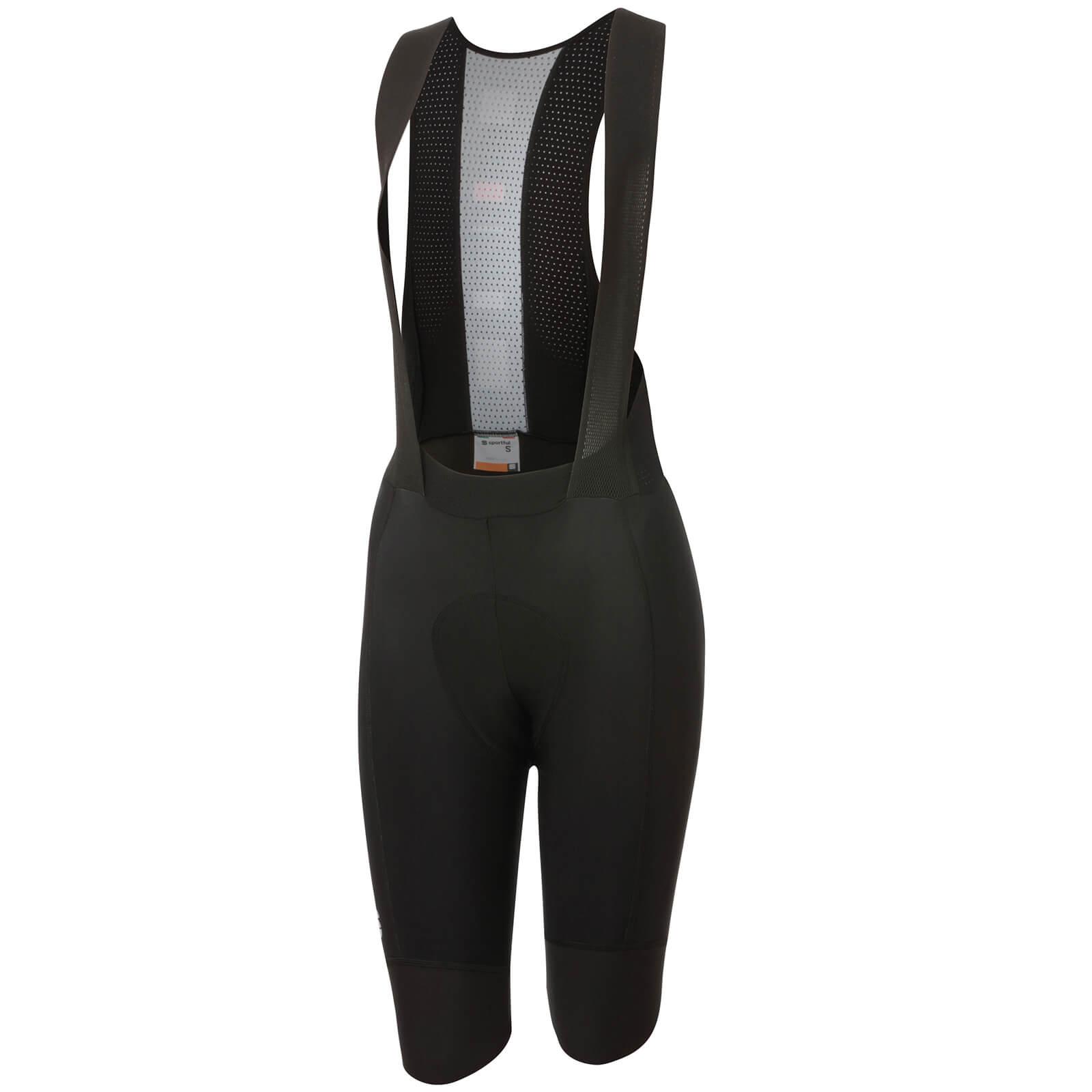 Sportful Women's Bodyfit Pro Thermal Bib Shorts - XS
