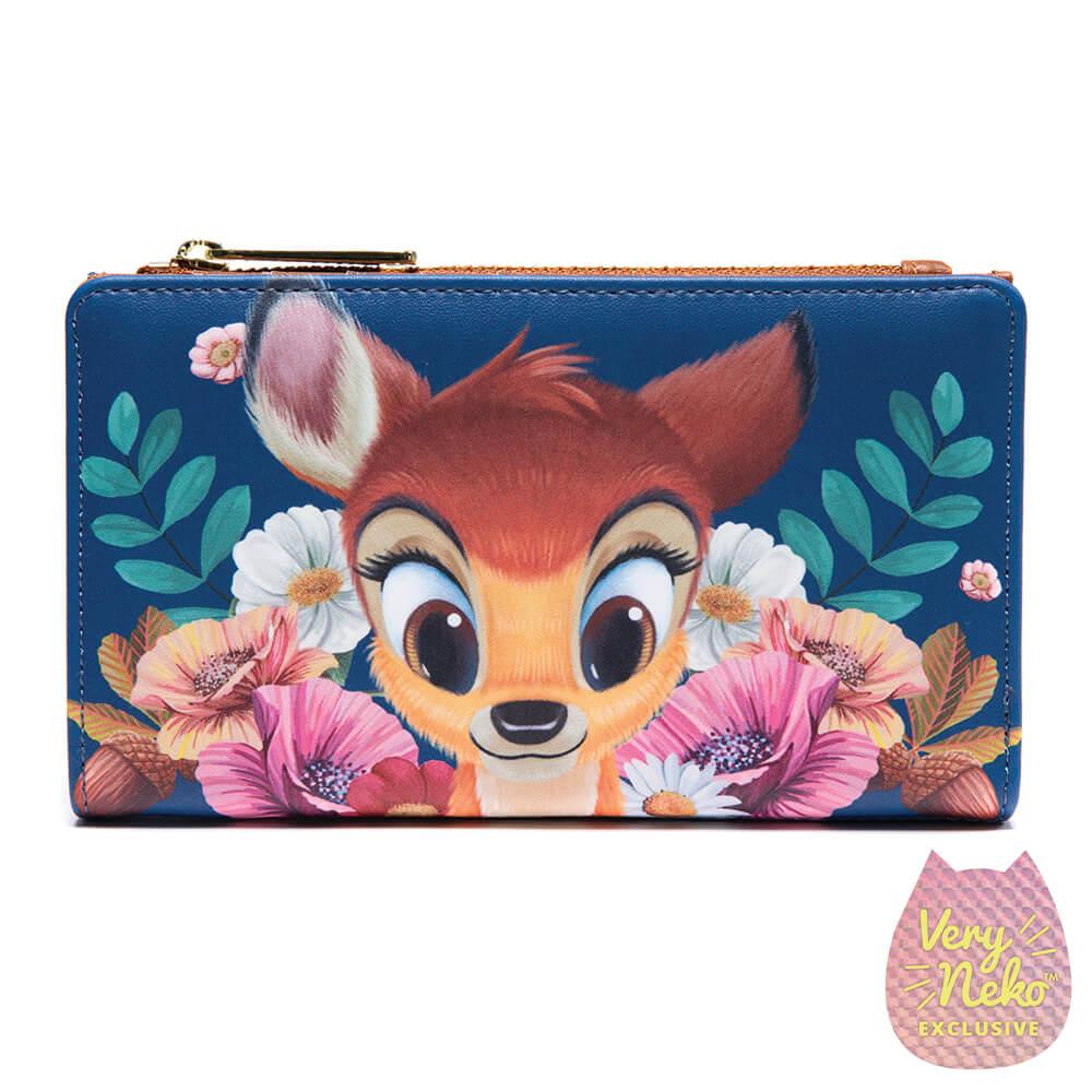 Image of Loungefly Bambi Wallet - VeryNeko Exclusive