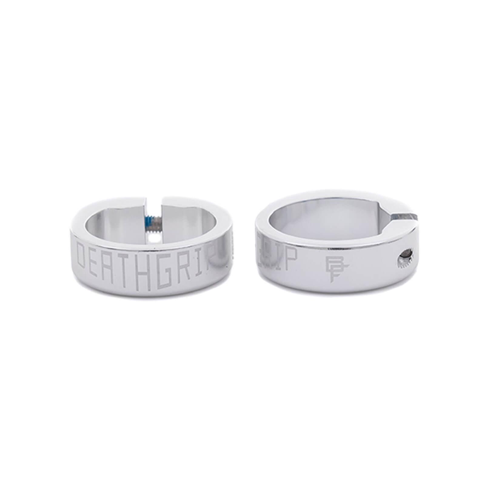 DMR Deathgrip Collar - Silver