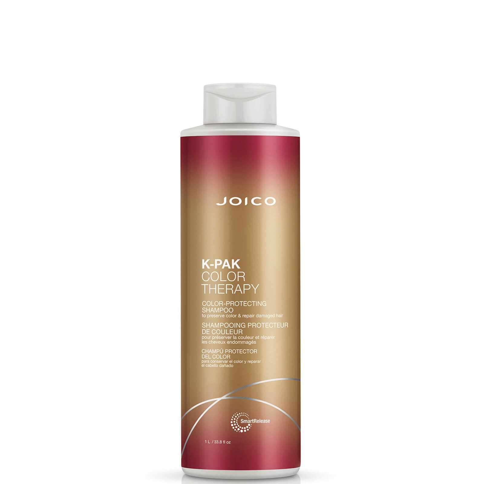 Купить Joico K-Pak Color Therapy Color-Protecting Shampoo 1000ml