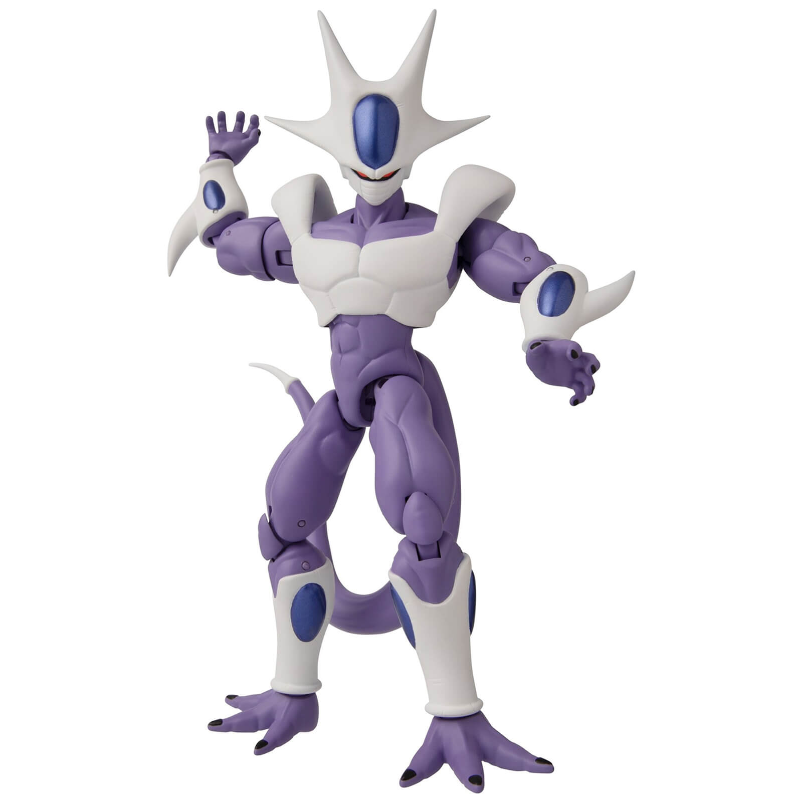 Image of Bandai Dragon Stars DBZ Cooler Final Form Action Figure