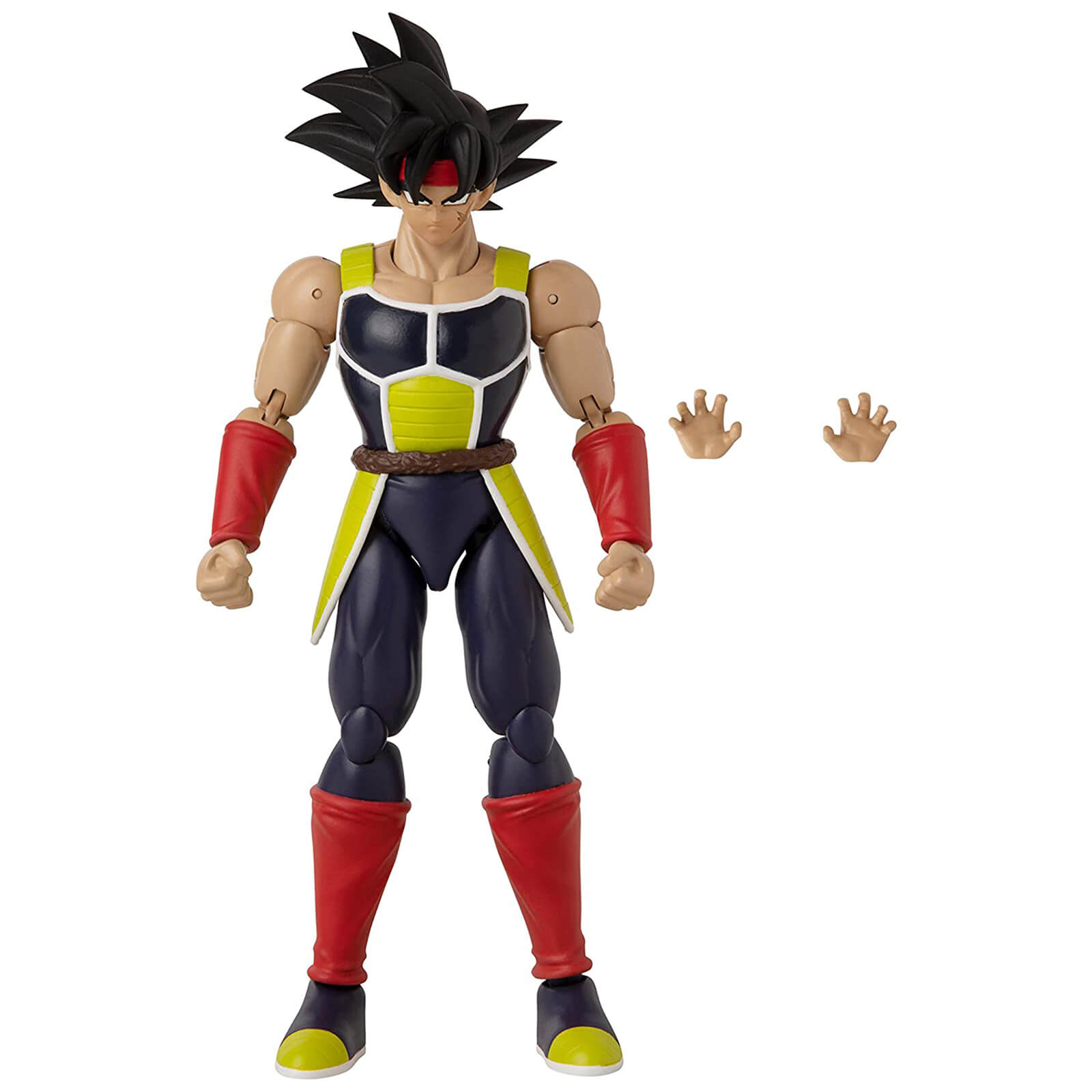 Image of Bandai Dragon Stars DBZ Bardock Action Figure
