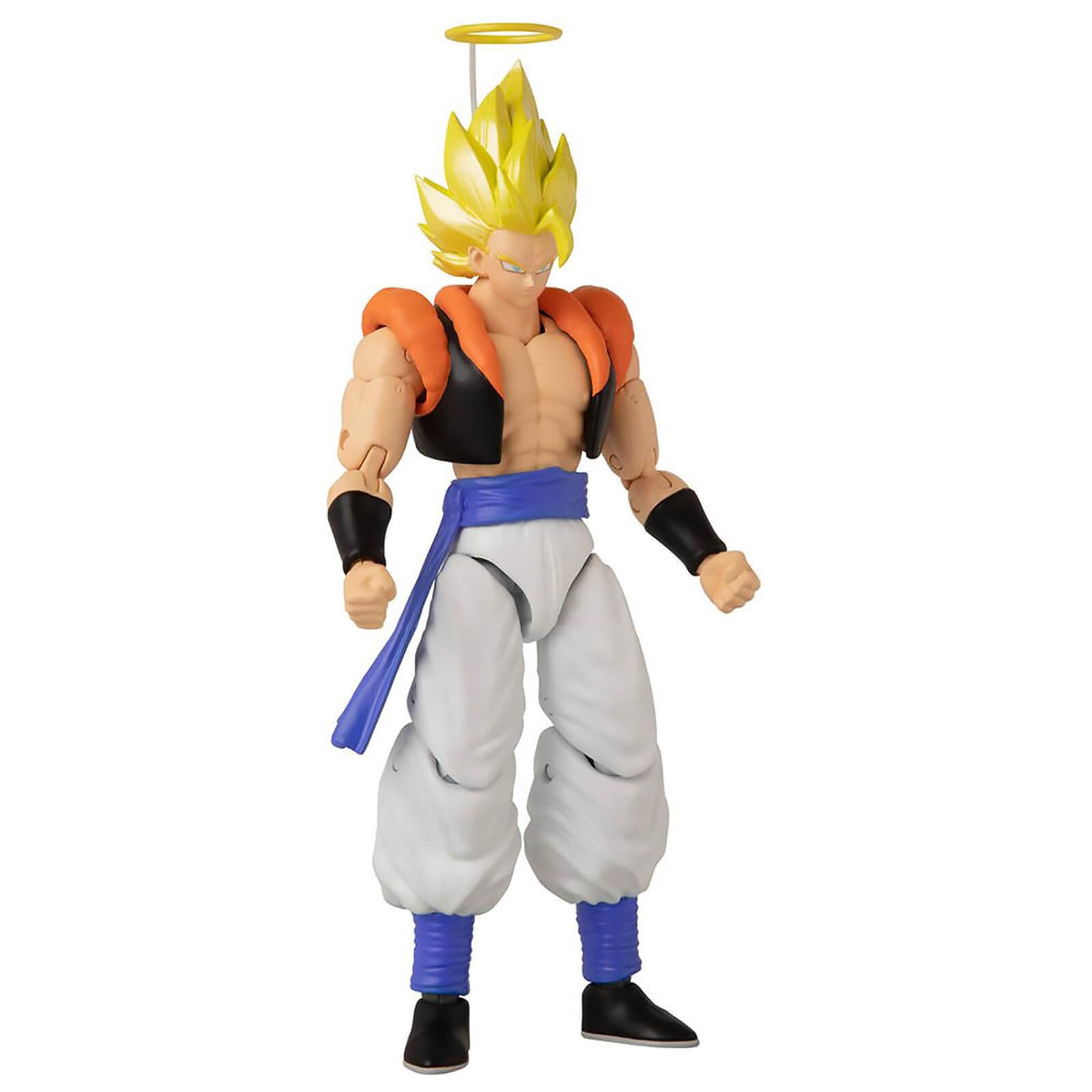 Image of Bandai Dragon Stars DBZ Super Saiyan Gogeta Action Figure