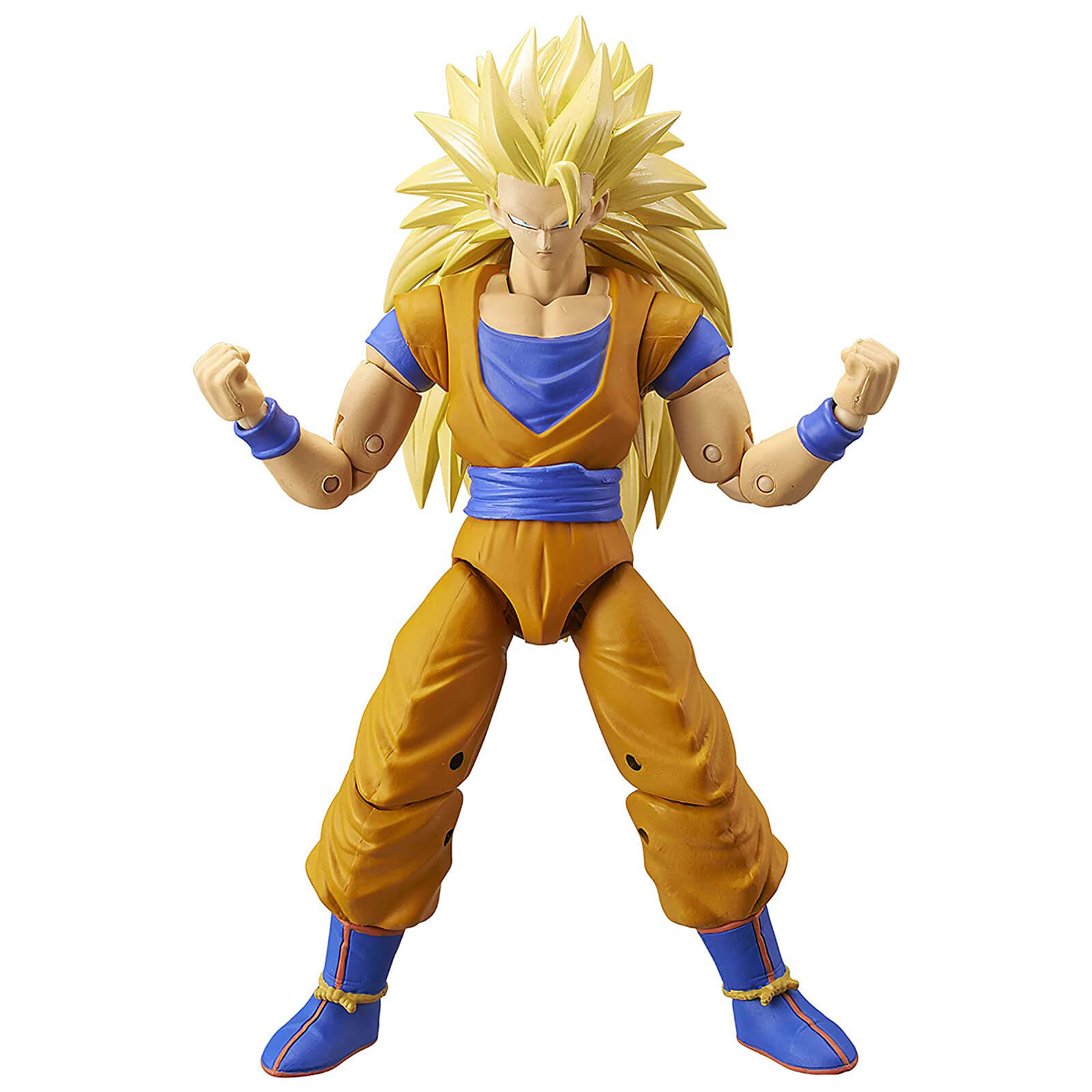 Image of Bandai Dragon Stars DBZ Super Saiyan 3 Goku Action Figure
