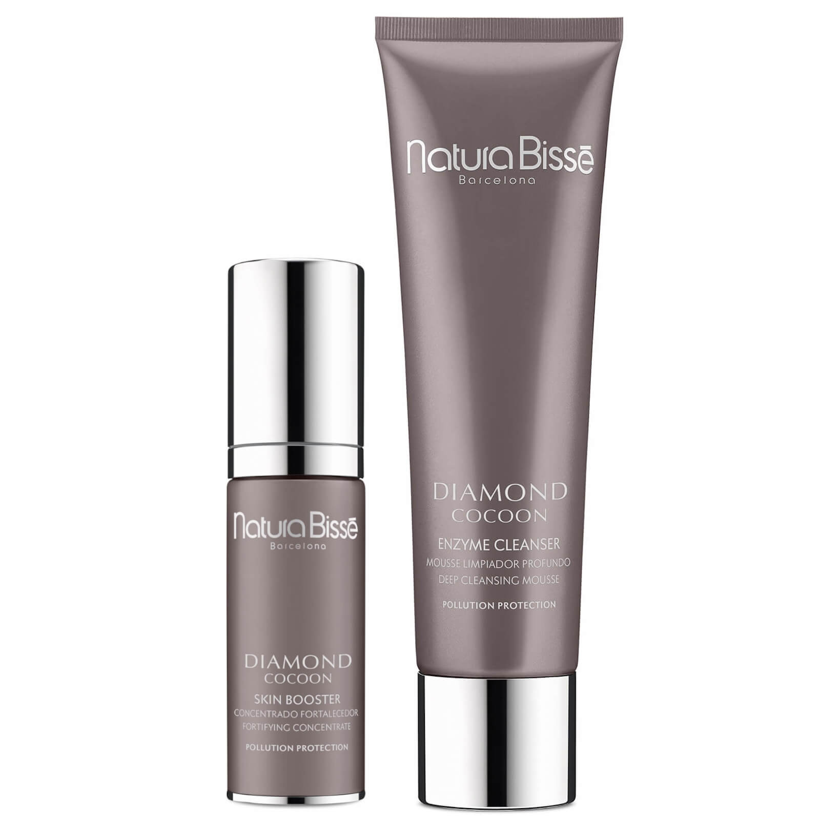 Natura Bissé Enzyme and Skin Booster Bundle (Worth £302.00)