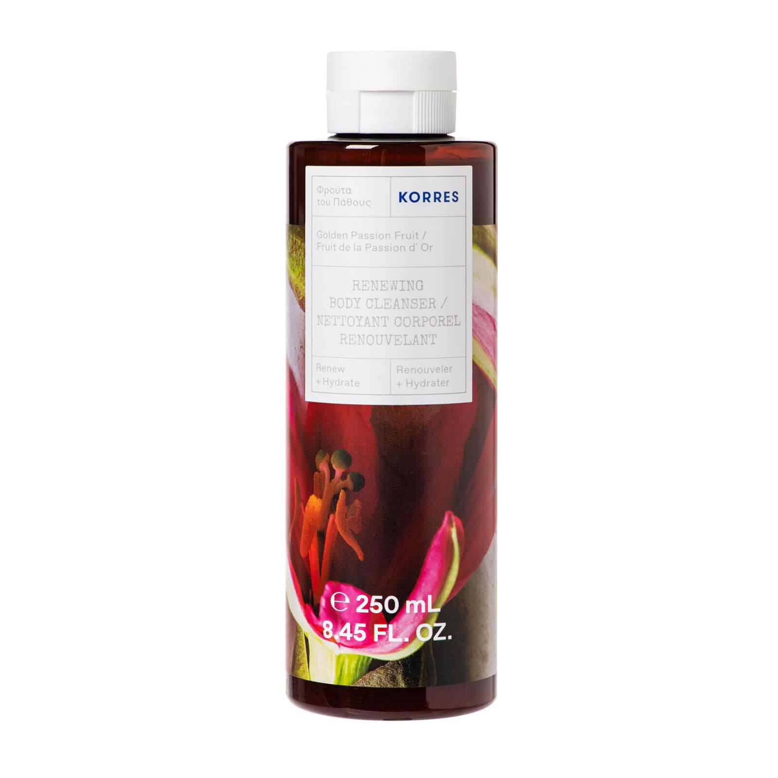 Купить Korres Golden Passionfruit Renewing Body Cleanser 250ml