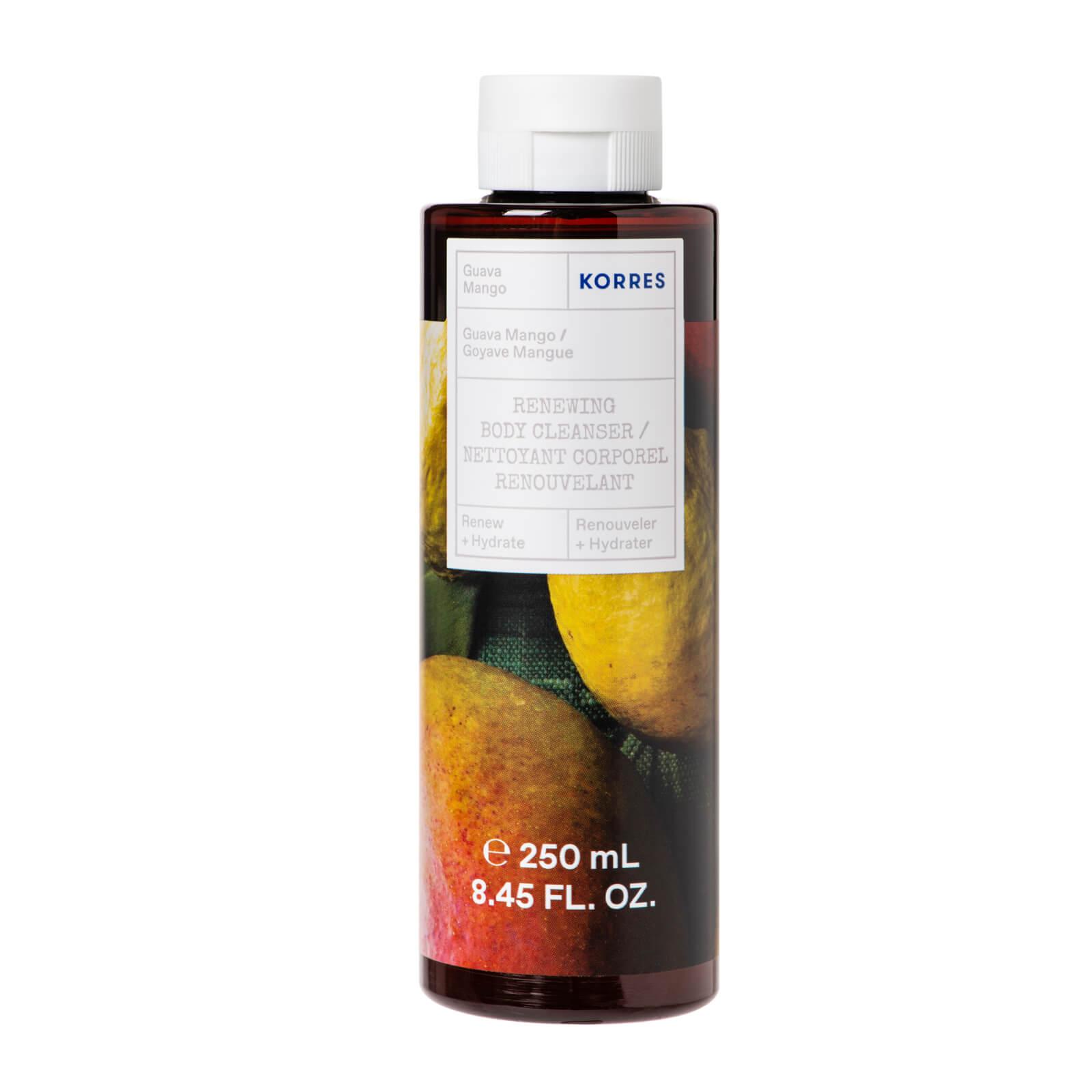 Купить Korres Guava Mango Renewing Body Cleanser 250ml