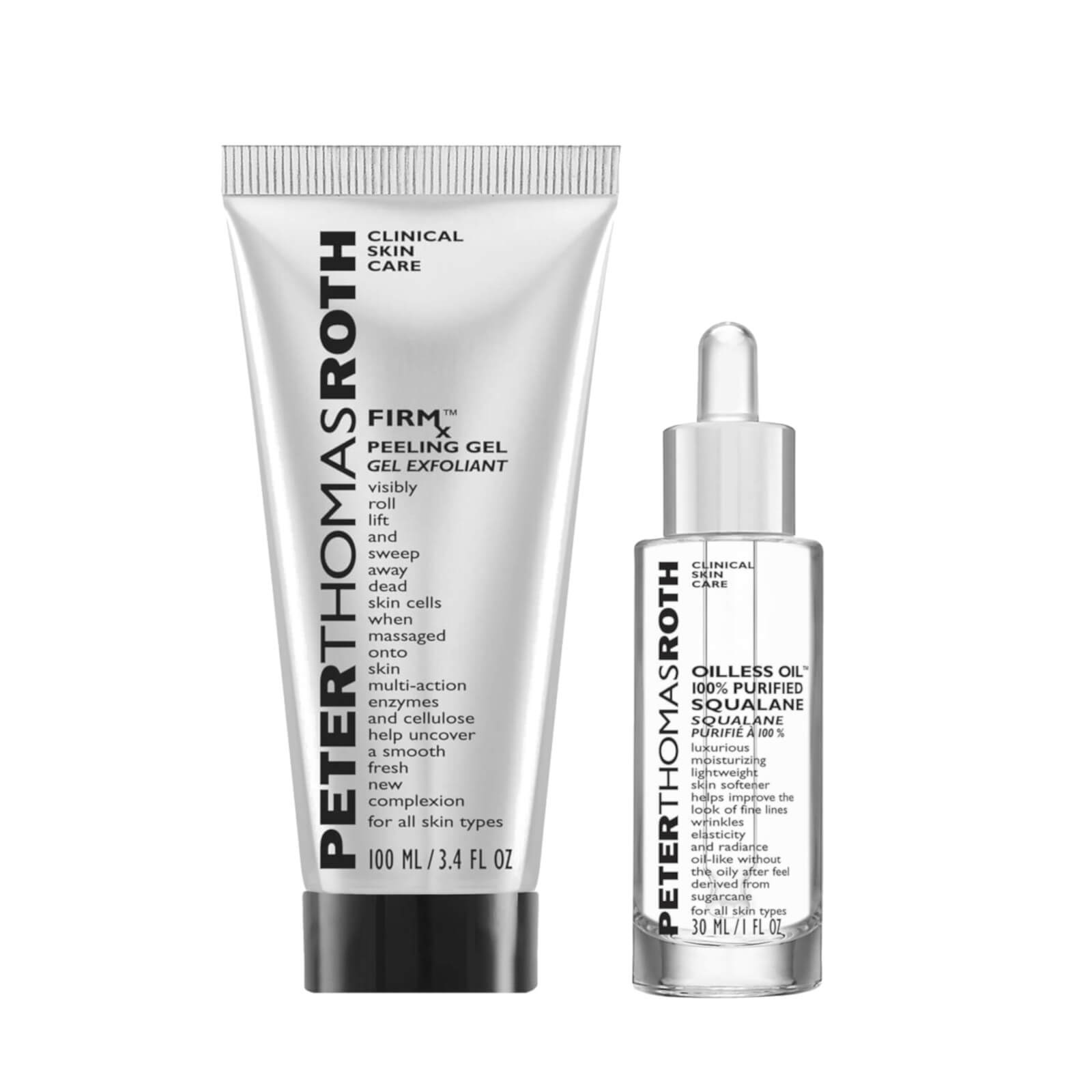 Купить Peter Thomas Roth Exclusive Exfoliate and Hydrate Duo