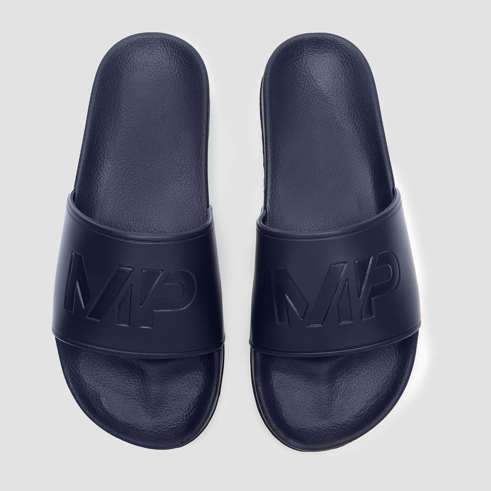 Купить MP Men's Sliders - Navy - UK 6, Myprotein International