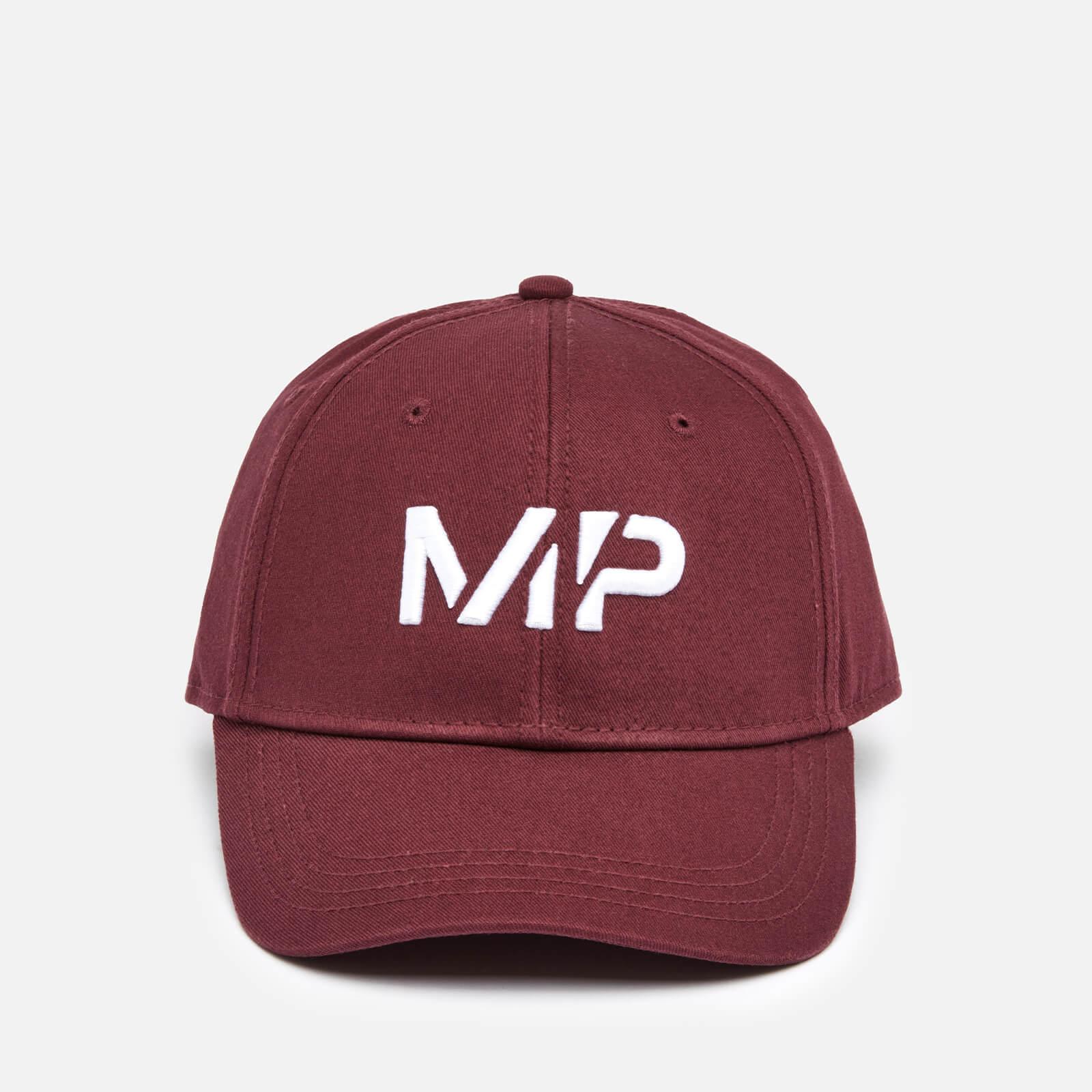 Купить Mp Essentials Baseball Cap Washed Oxblood, Myprotein International