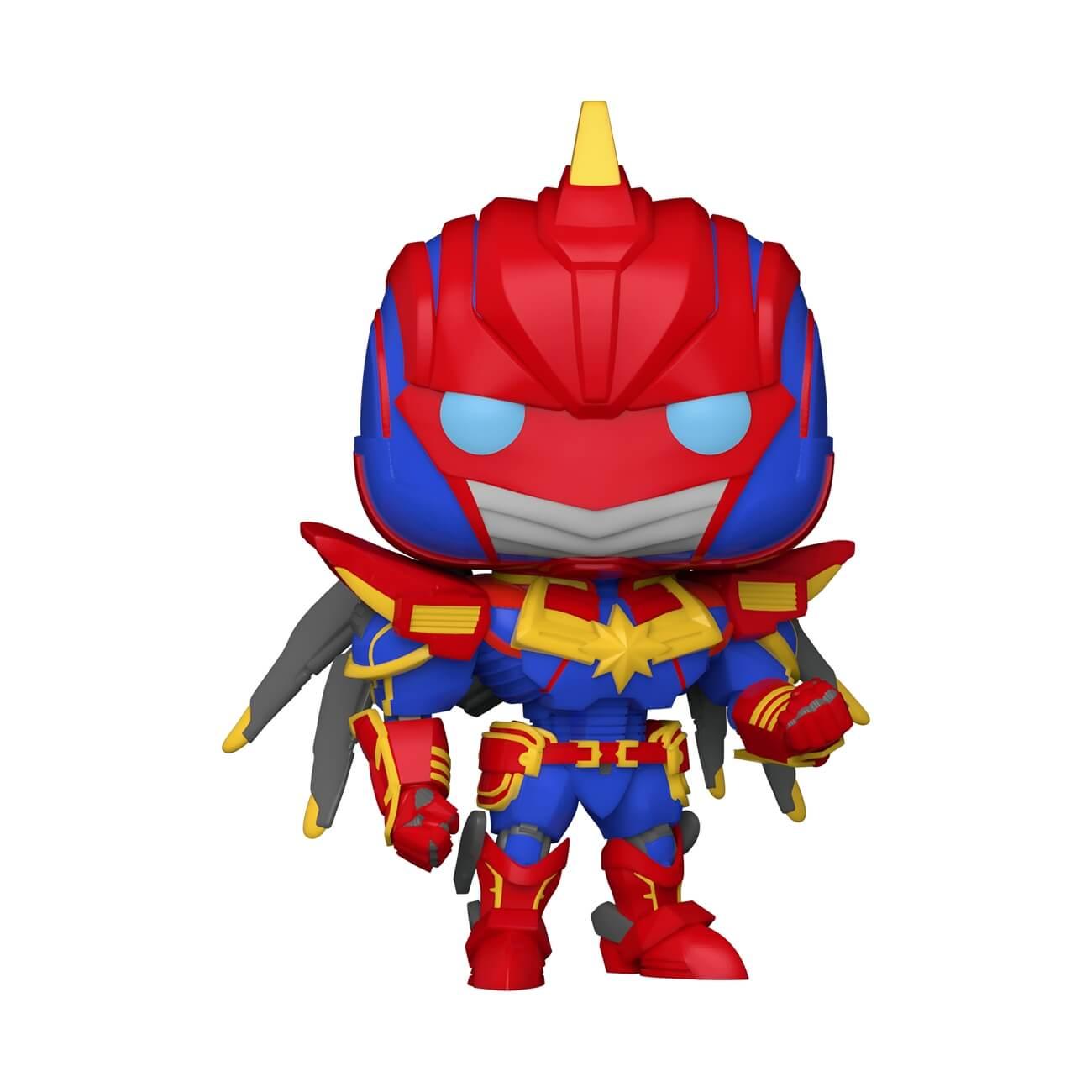 Marvel Marvel Mech Captain Marvel Funko Pop! Vinyl