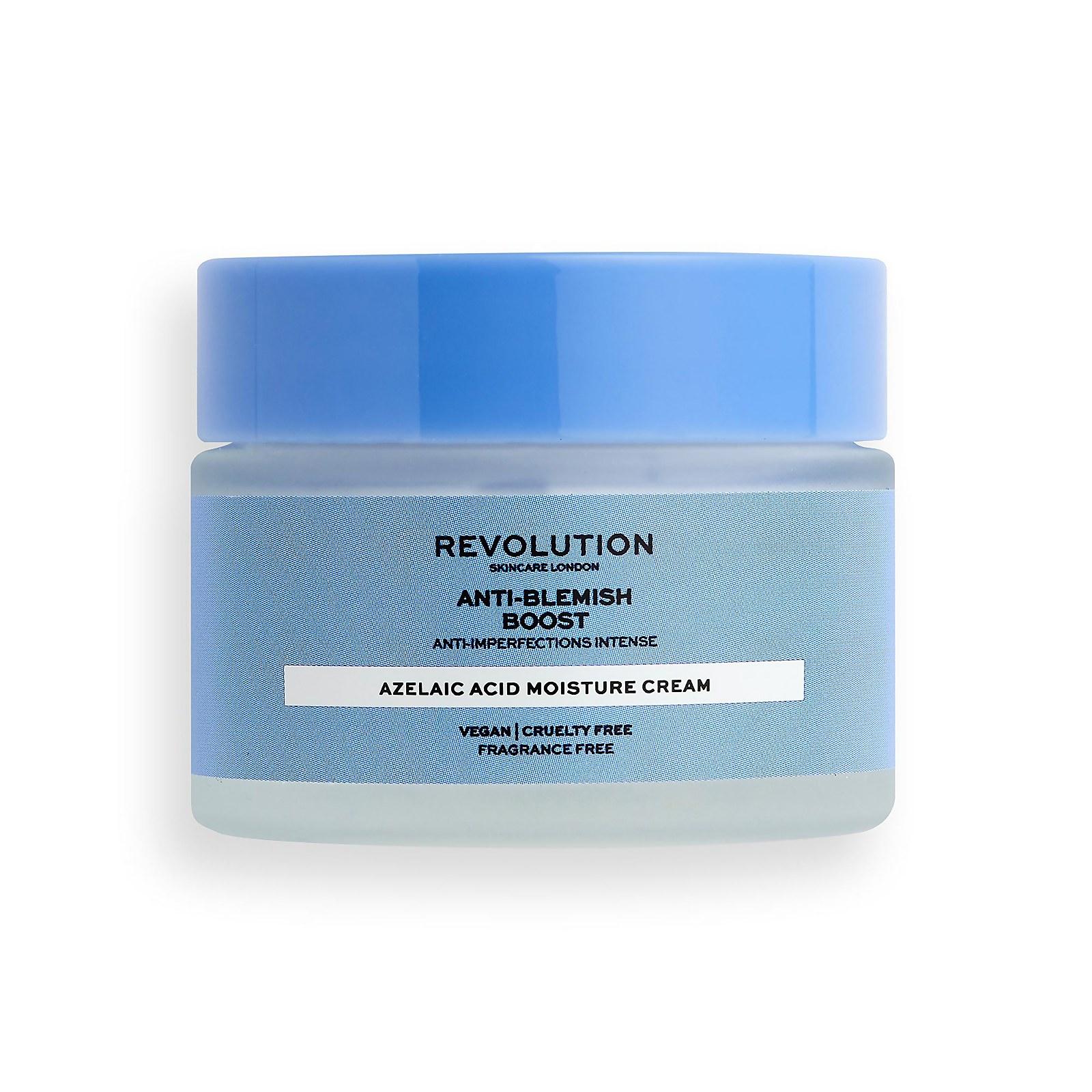 Купить Revolution Skincare Anti-Blemish Boost Cream with Azelaic Acid 50ml