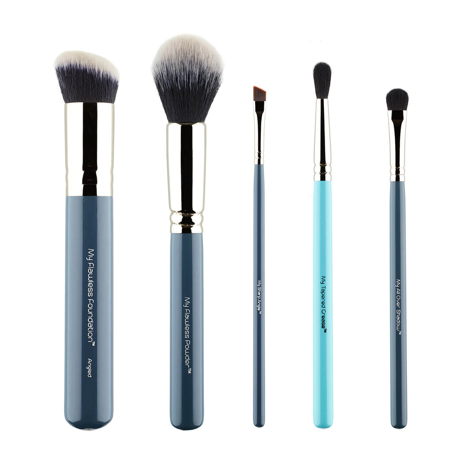 Купить MYKITCO. My Essential Makeup Brush Set