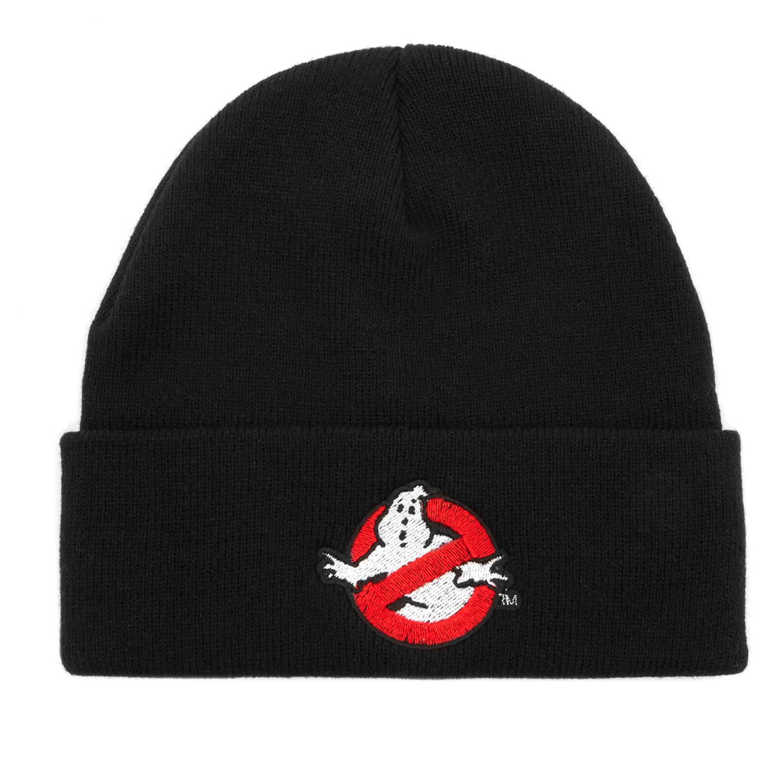 Ghostbusters Logo Beanie - Black