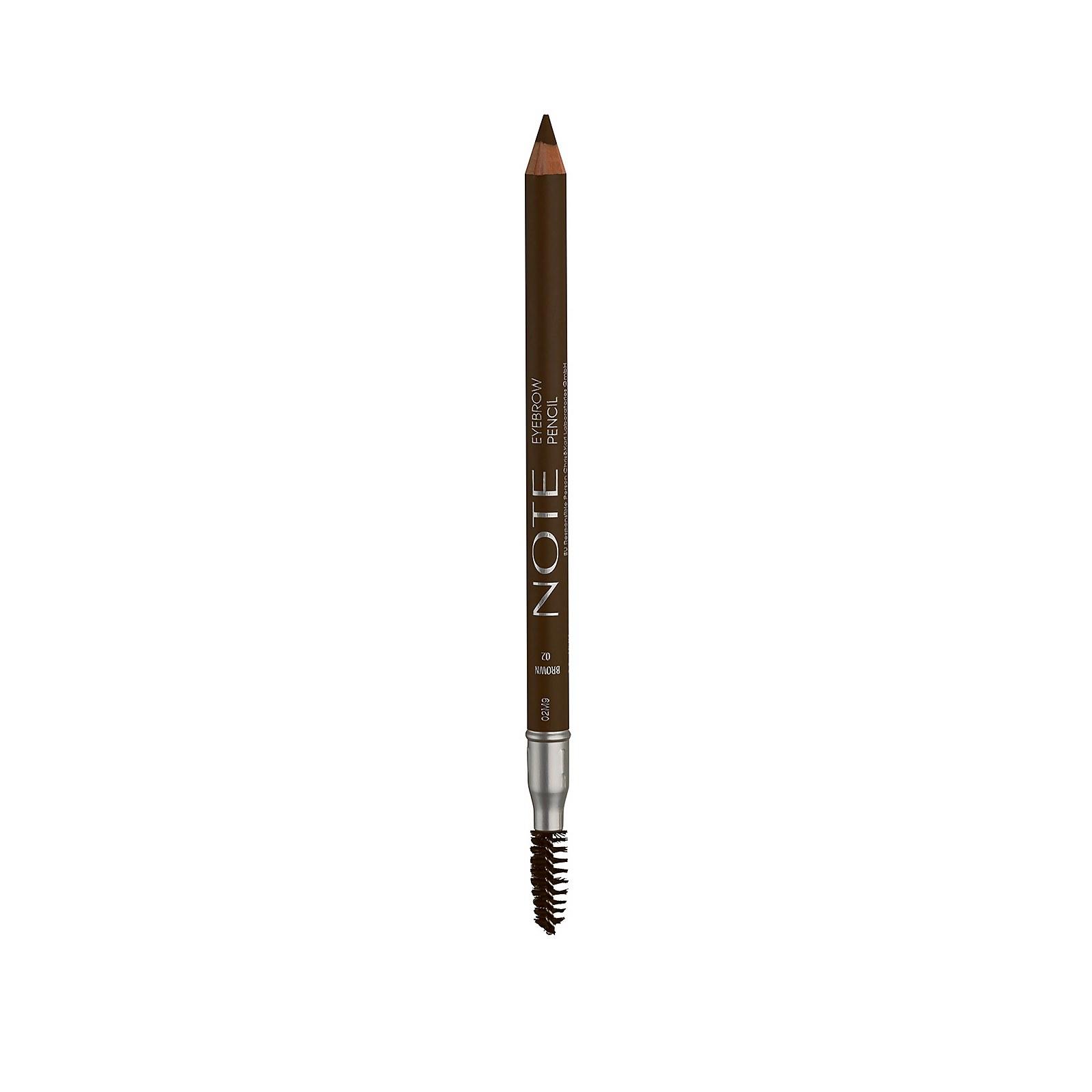 Купить Карандаш для бровей Note Cosmetics 1, 1 г (разные оттенки) - 02 Brown