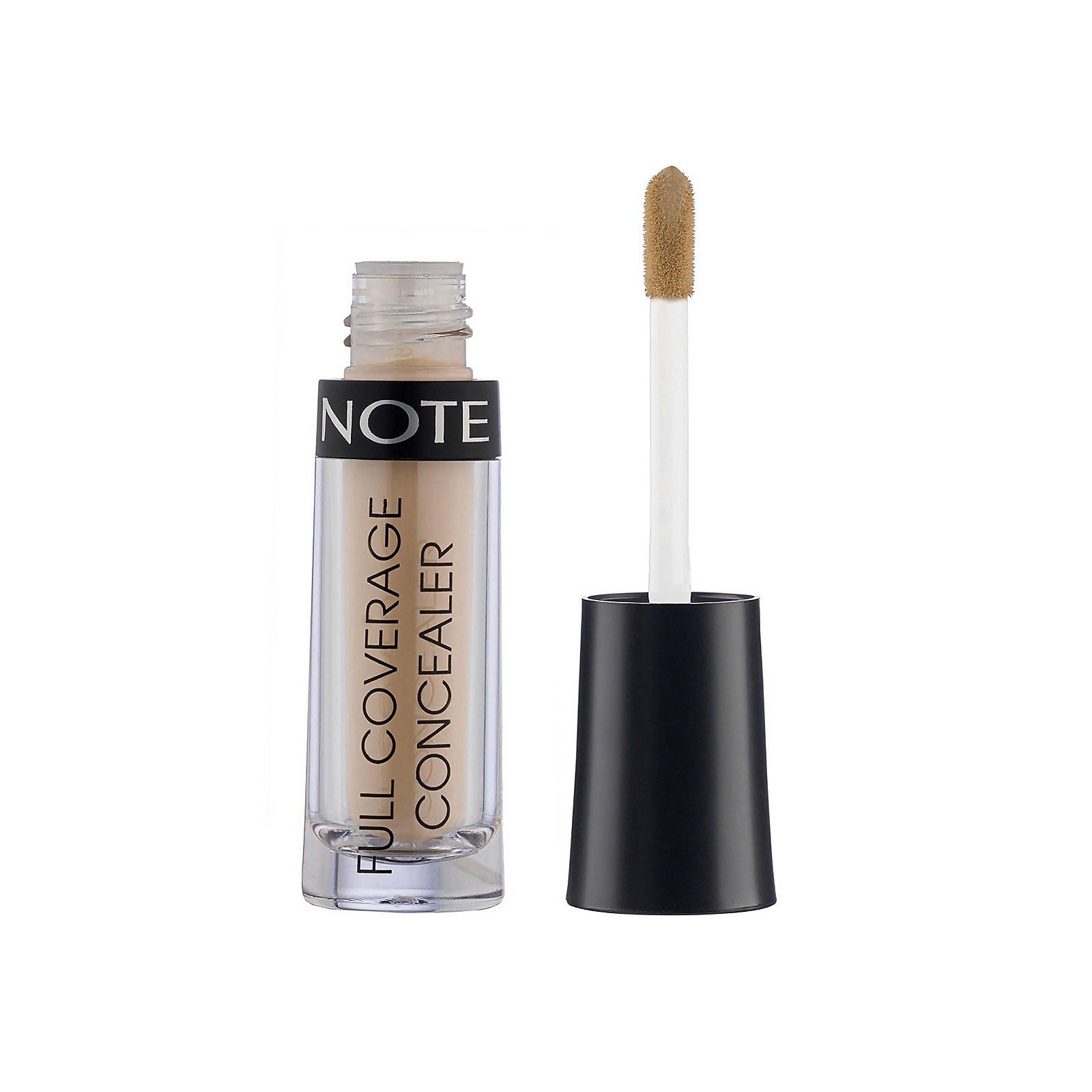 Купить Жидкий консилер Note Cosmetics Full Coverage Liquid Concealer 2, 3 мл (различные оттенки) - 03 Sand
