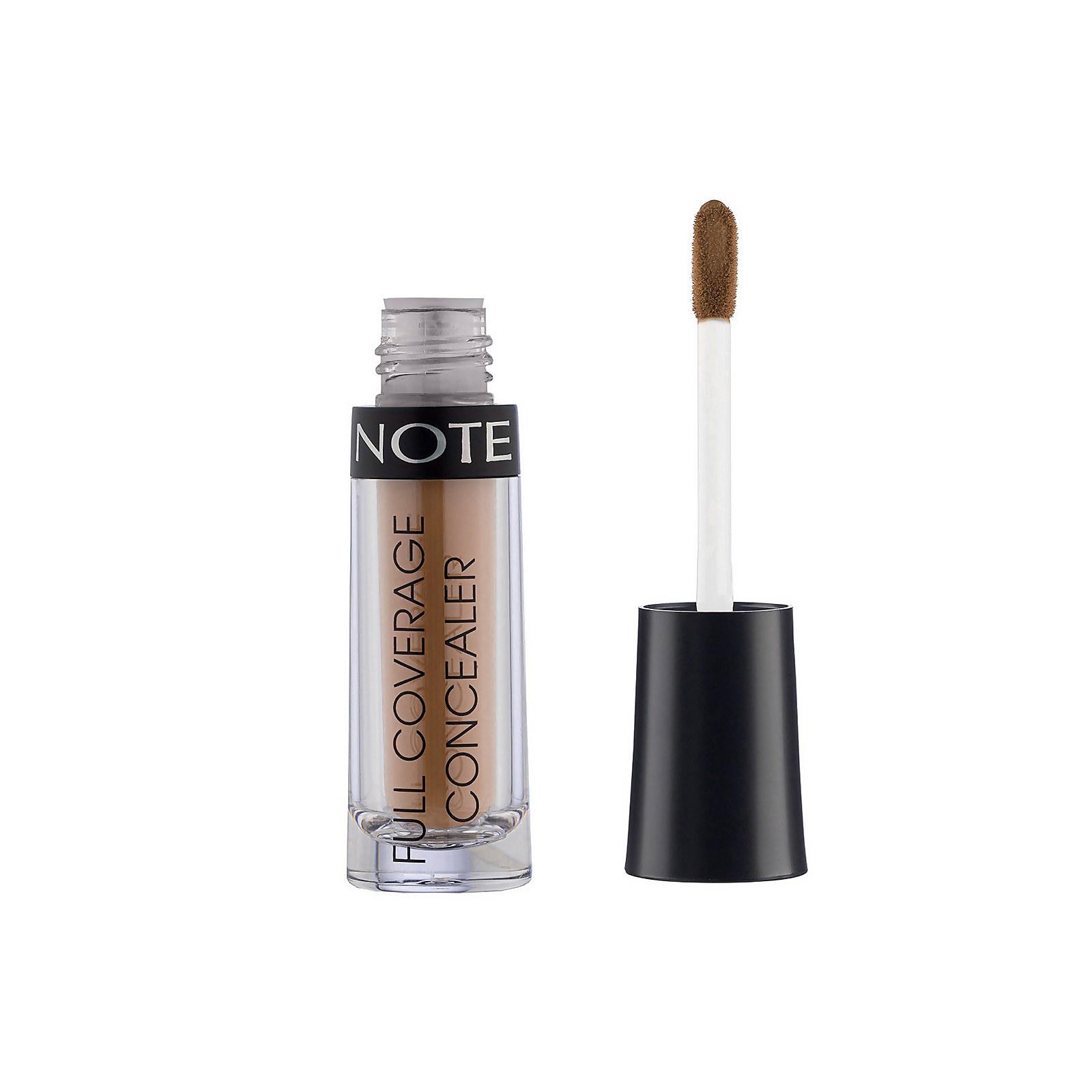 Купить Жидкий консилер Note Cosmetics Full Coverage Liquid Concealer 2, 3 мл (различные оттенки) - 400 Cool Honey