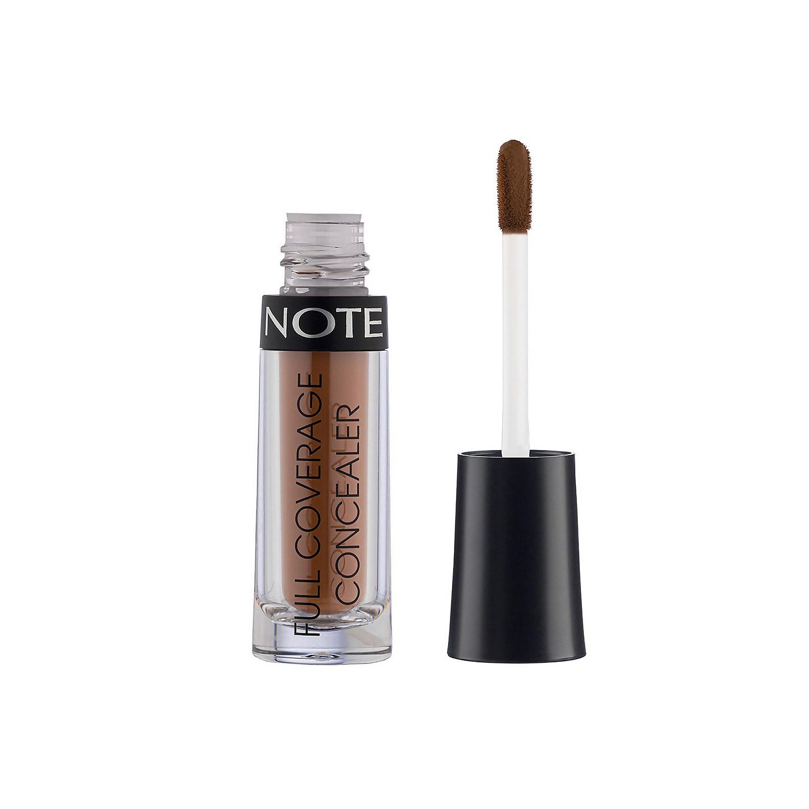 Купить Жидкий консилер Note Cosmetics Full Coverage Liquid Concealer 2, 3 мл (различные оттенки) - 401 Warm Beige