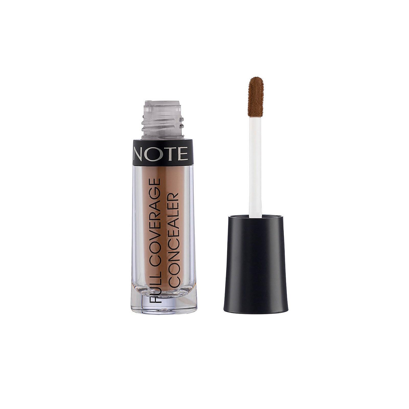 Купить Жидкий консилер Note Cosmetics Full Coverage Liquid Concealer 2, 3 мл (различные оттенки) - 402 Chestnut