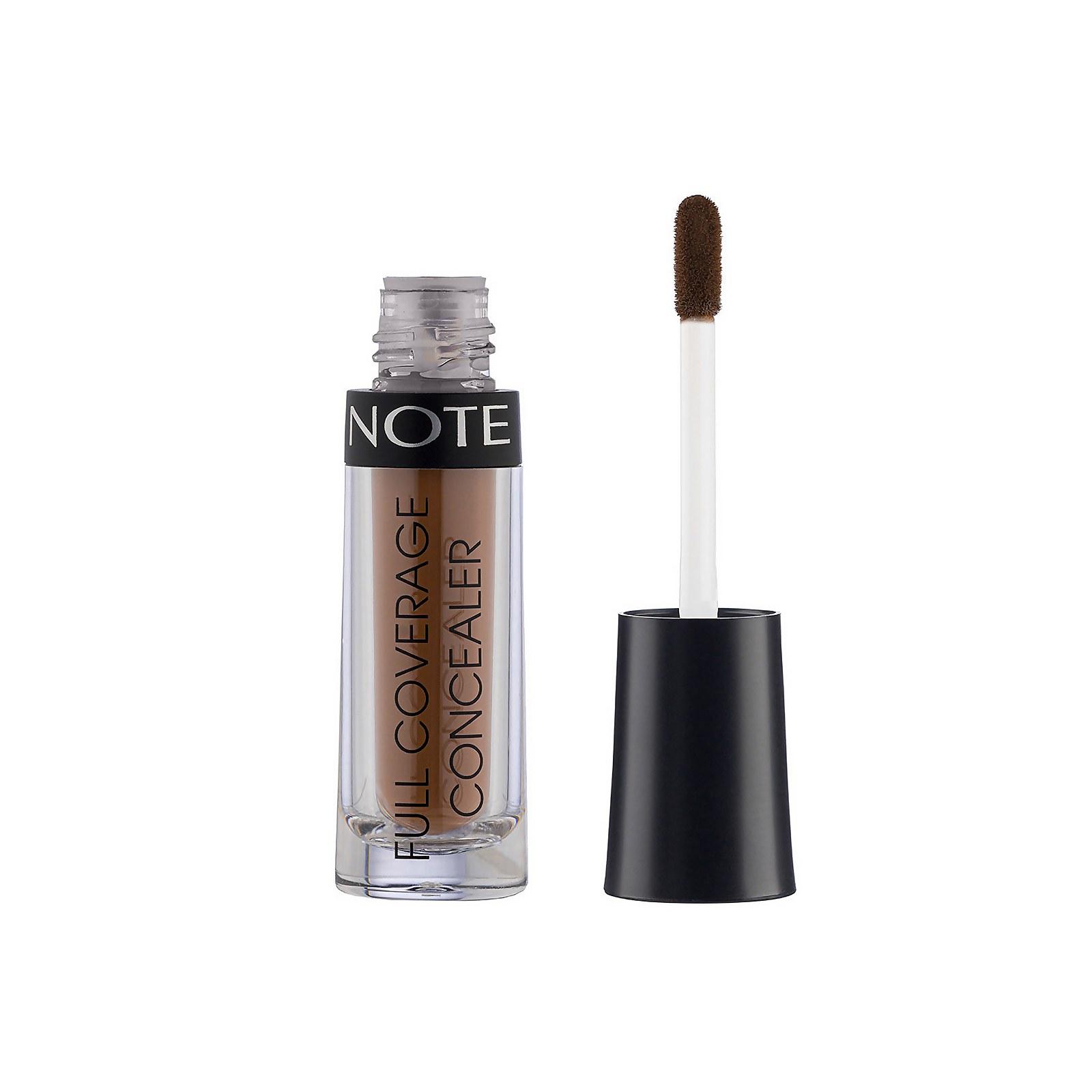 Купить Жидкий консилер Note Cosmetics Full Coverage Liquid Concealer 2, 3 мл (различные оттенки) - 403 Espresso