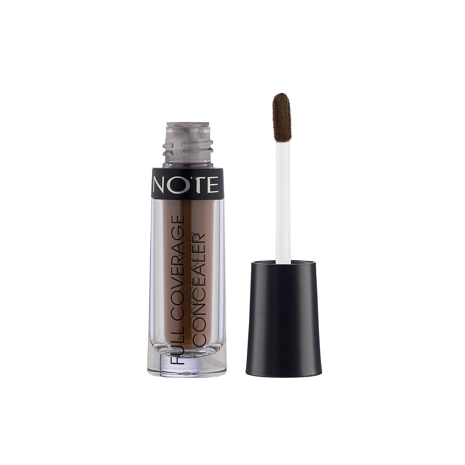 Купить Жидкий консилер Note Cosmetics Full Coverage Liquid Concealer 2, 3 мл (различные оттенки) - 404 Dark Cocoa