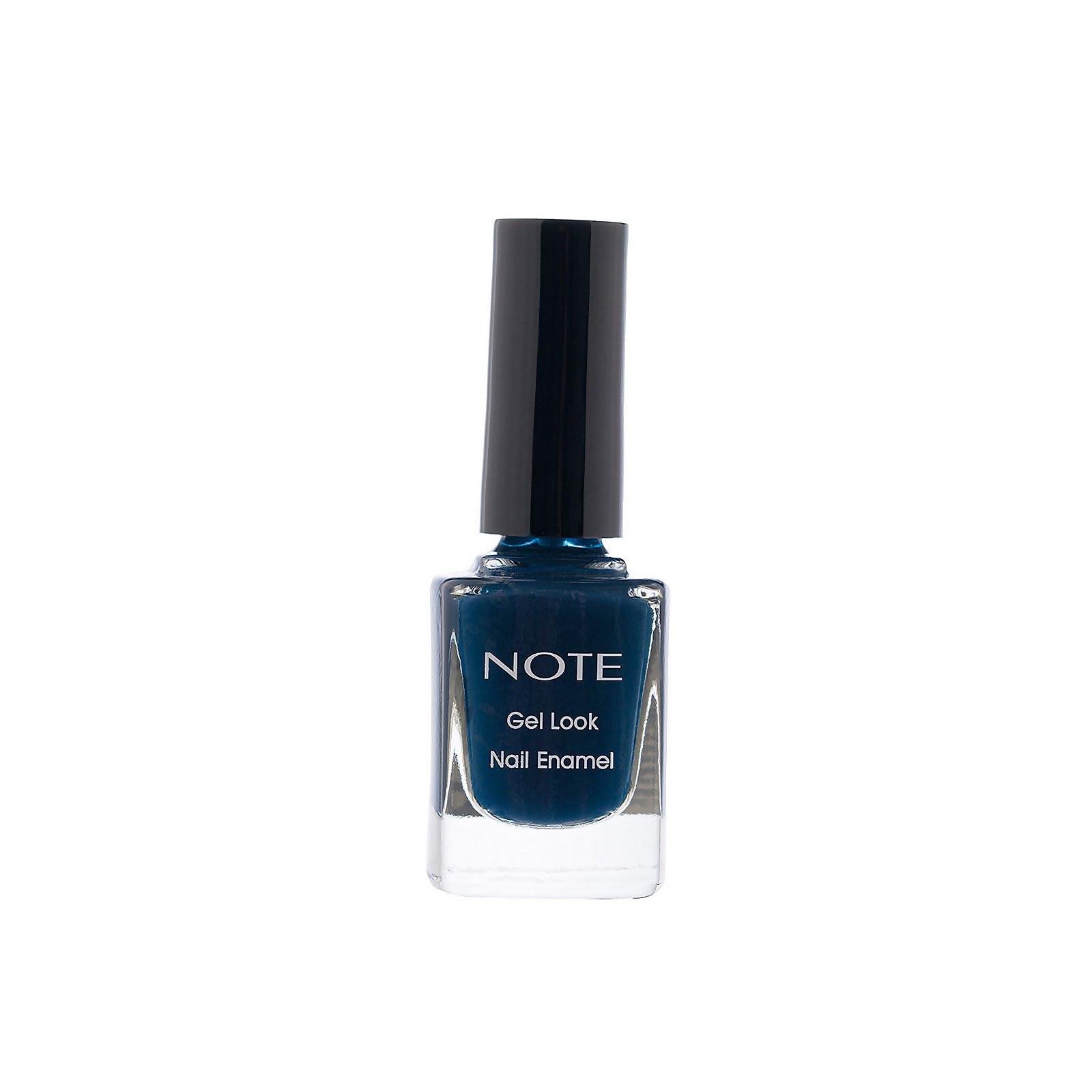 Купить Лак для ногтей Note Cosmetics Gel Look Nail Enamel 10мл (разные оттенки) - 21