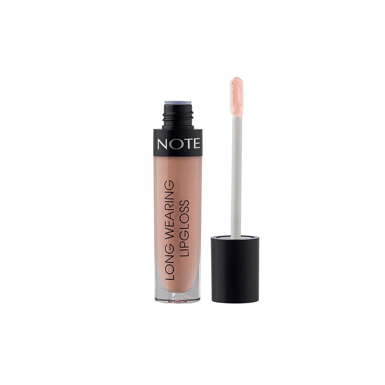 Купить Note Cosmetics Long Wearing Lip Gloss 6ml (Various Shades) - 01 Vanilla Sky