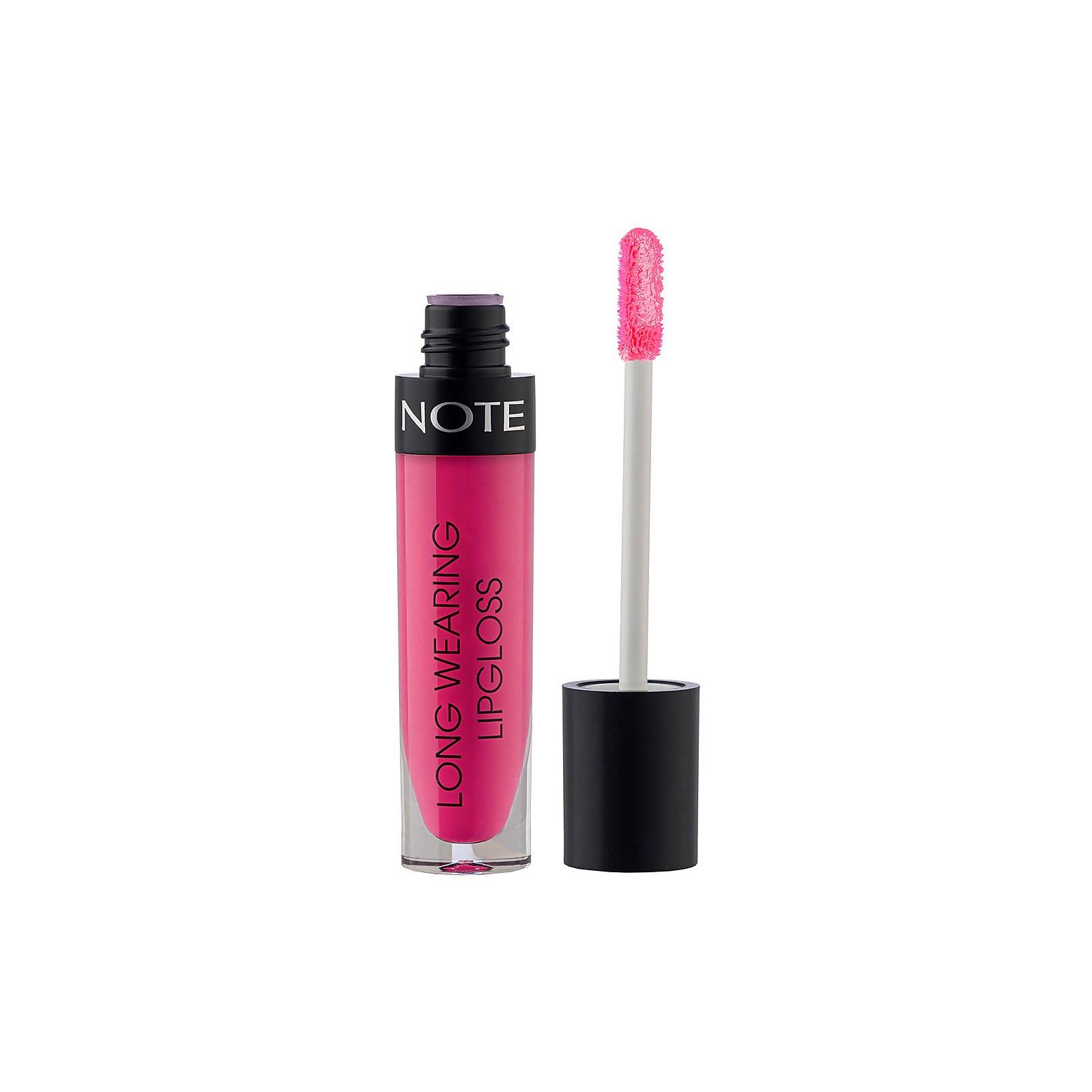 Купить Note Cosmetics Long Wearing Lip Gloss 6ml (Various Shades) - 15 French Rose