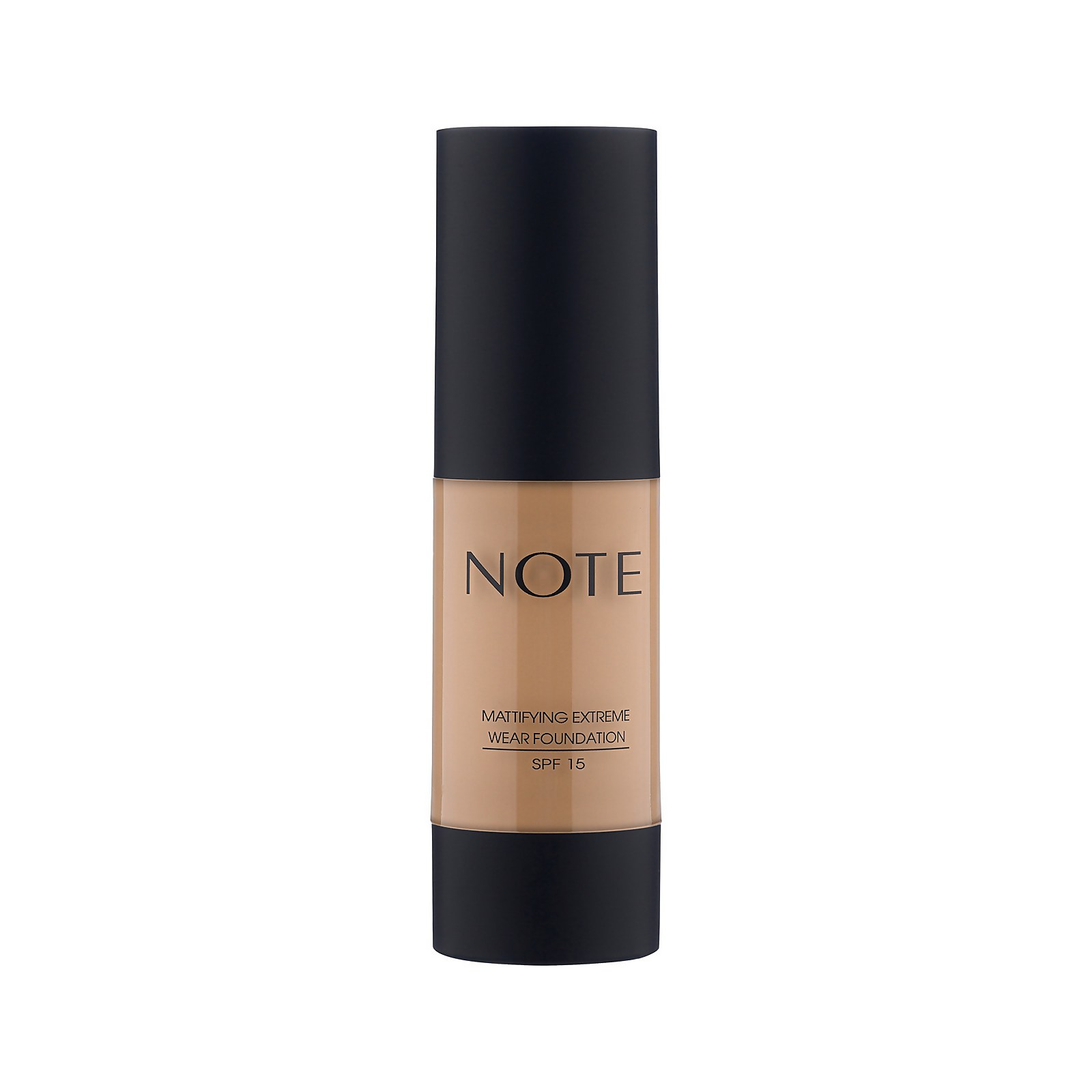 Купить Note Cosmetics Mattifying Extreme Wear Foundation 35ml (Various Shades) - 07 Apricot