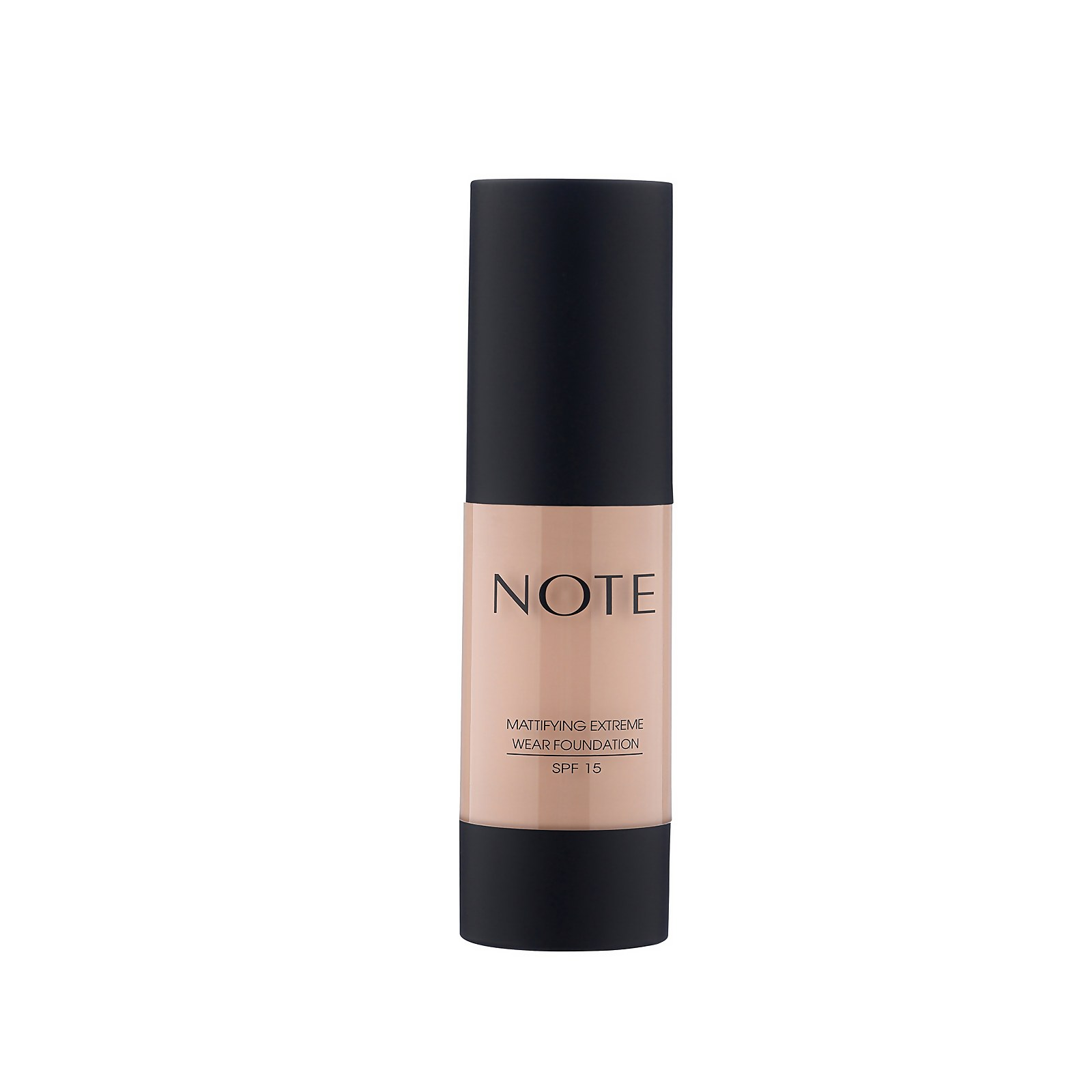 Note Cosmetics Mattifying Extreme Wear Foundation 35ml (Various Shades) - 104 Sandstone