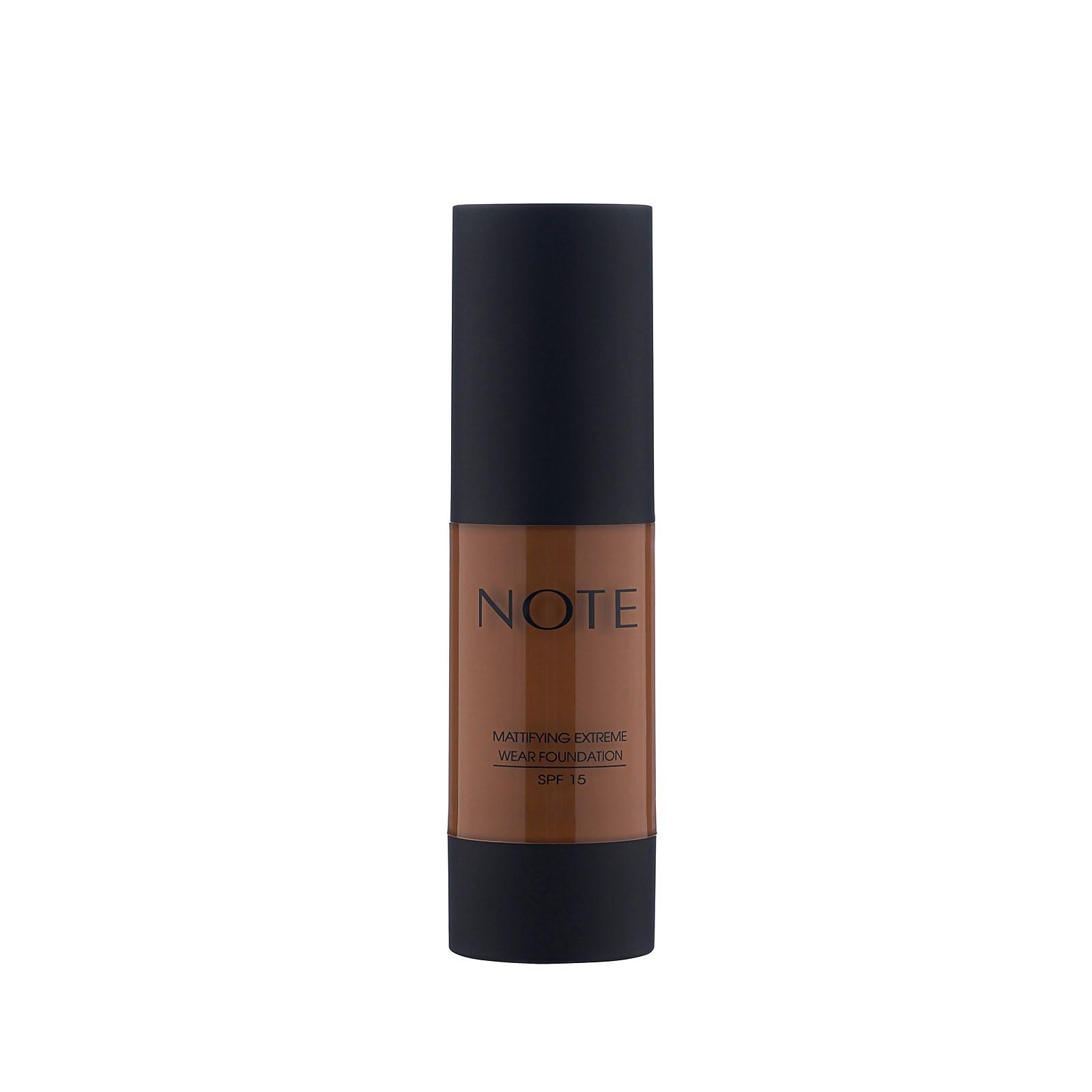 Купить Note Cosmetics Mattifying Extreme Wear Foundation 35ml (Various Shades) - 119 Chestnut