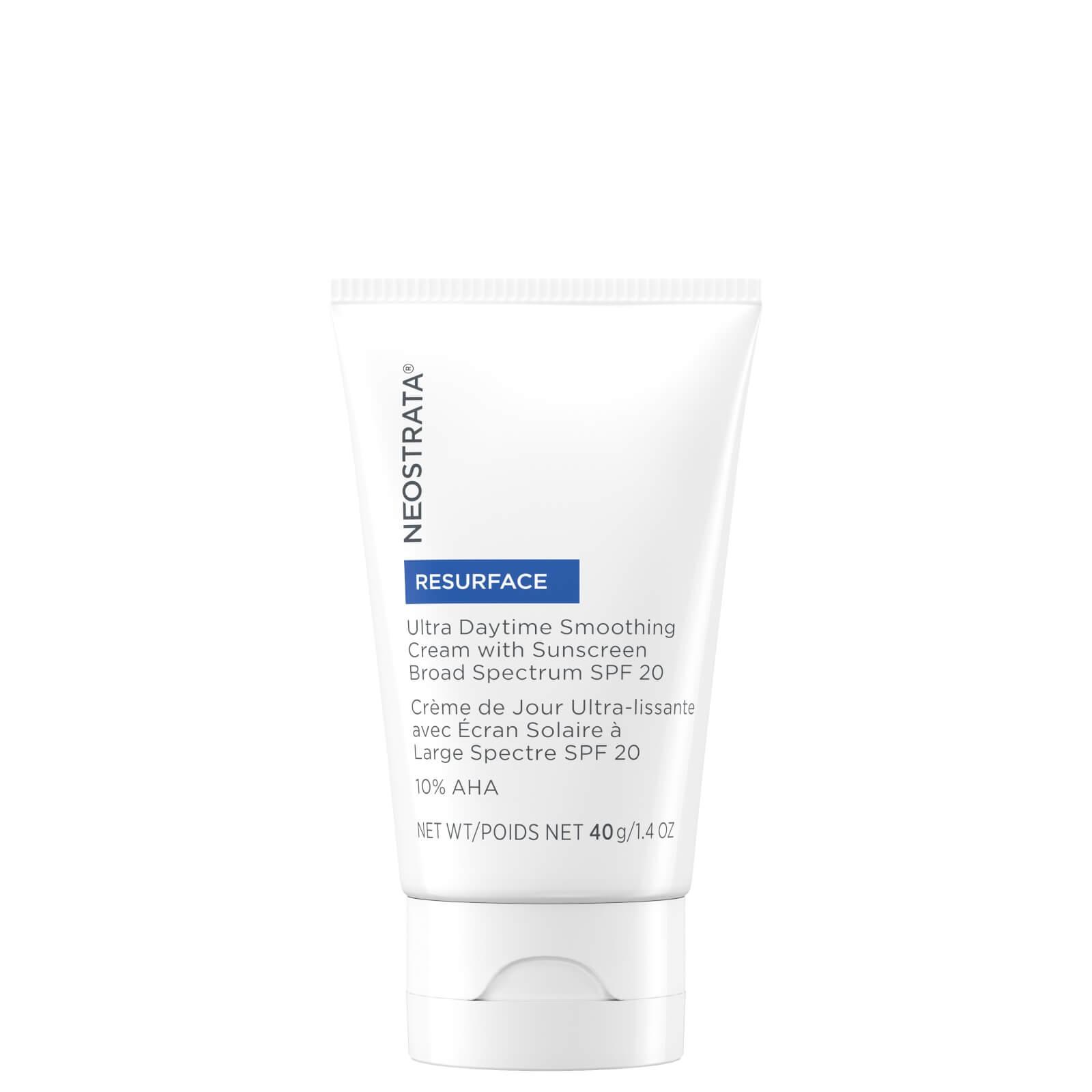 Купить Дневной разглаживающий крем NEOSTRATA Resurface Smoothing Cream с защитой от солнца широкого спектра действия SPF20 40 г