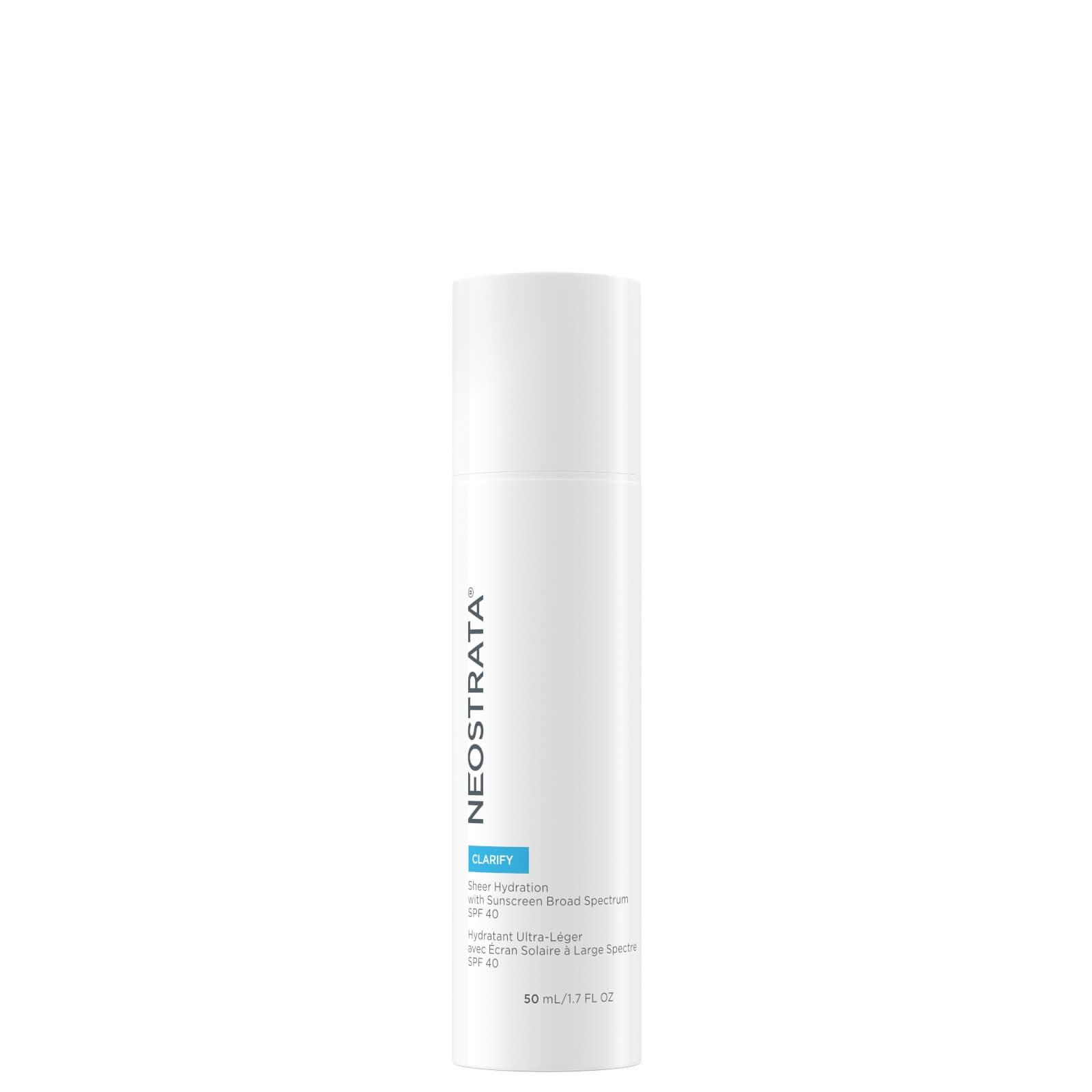 Купить NeoStrata Clarify Sheer Hydration Sunscreen Broad Spectrum SPF40 50ml