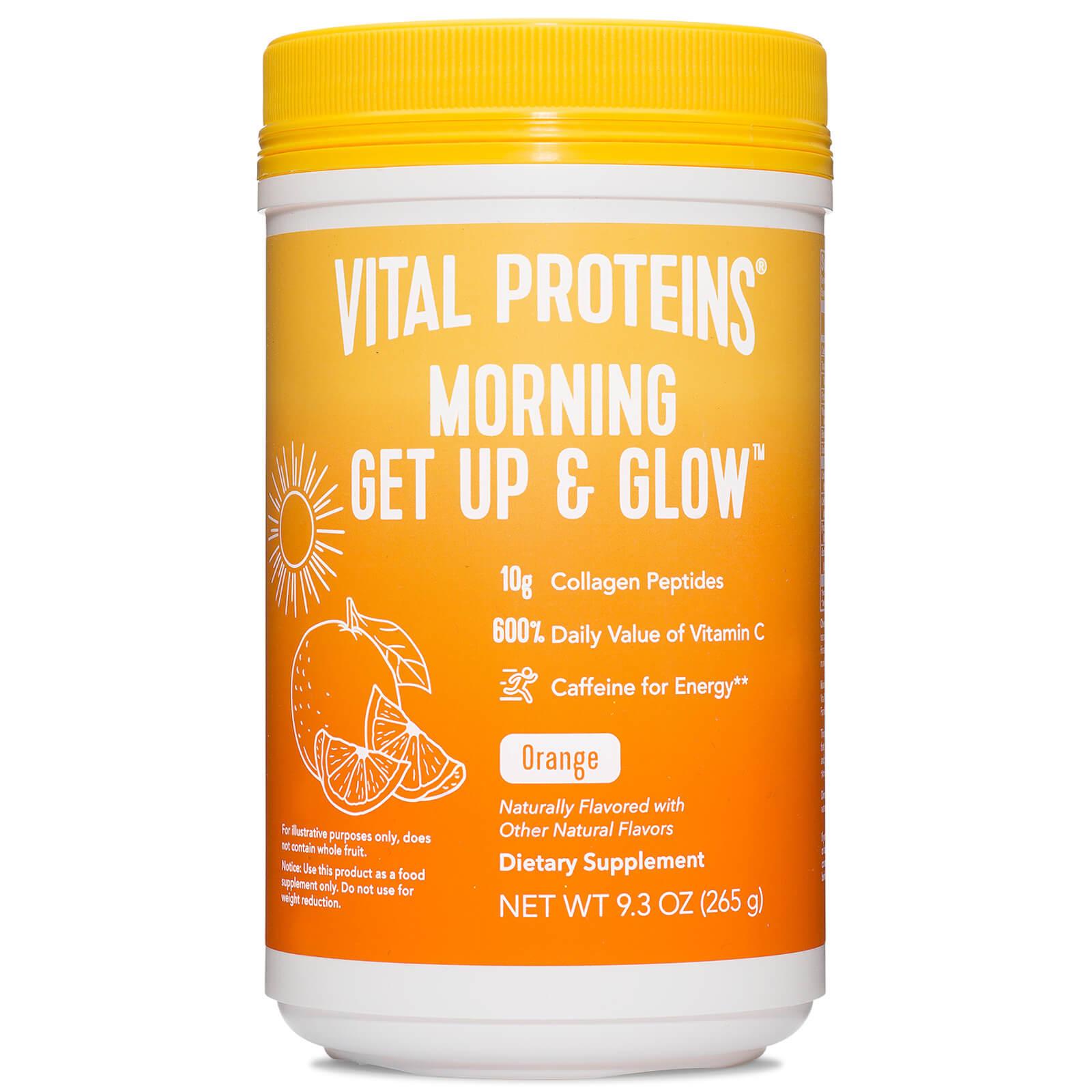 Morning Get Up And Go Powder - Orange 265g