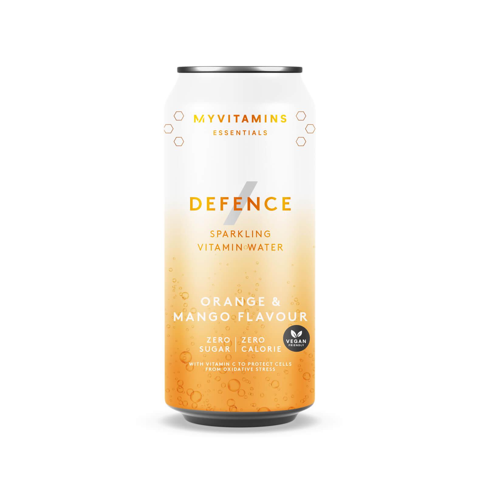 Готовый напиток Defence - 330ml - Orange and Mango, Myprotein International  - купить со скидкой