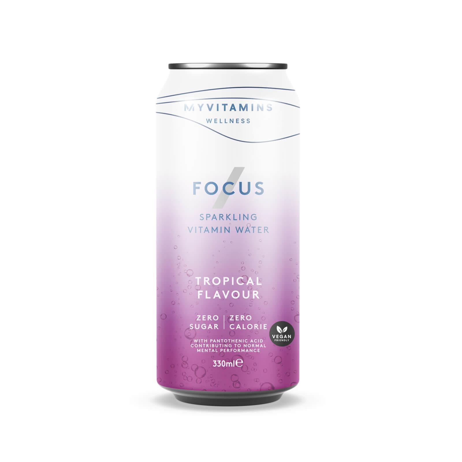 Fokus Probiergröße - 330ml - Tropisch