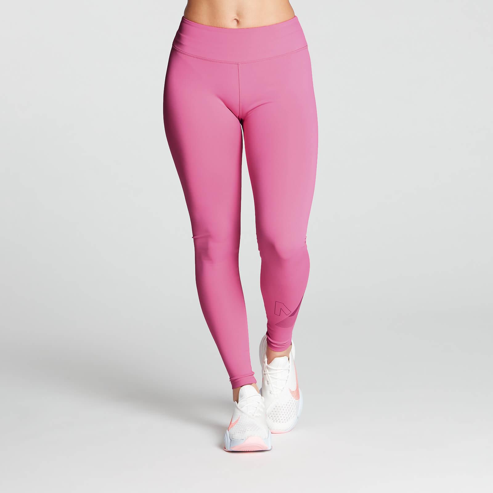 MP Women's Limited Edition Impact Leggings - Pink - XXL, Myprotein International  - купить со скидкой