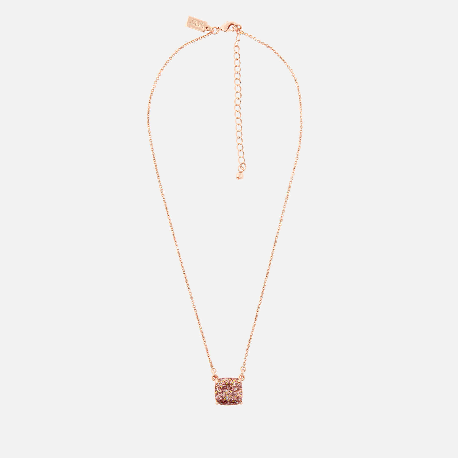 Kate Spade New York Women's Cause A Stir Necklace - Rose Gold