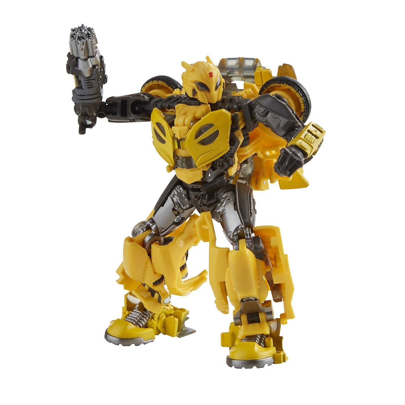 Hasbro Transformers Studio Series 70 Deluxe Transformers: Bumblebee B-127