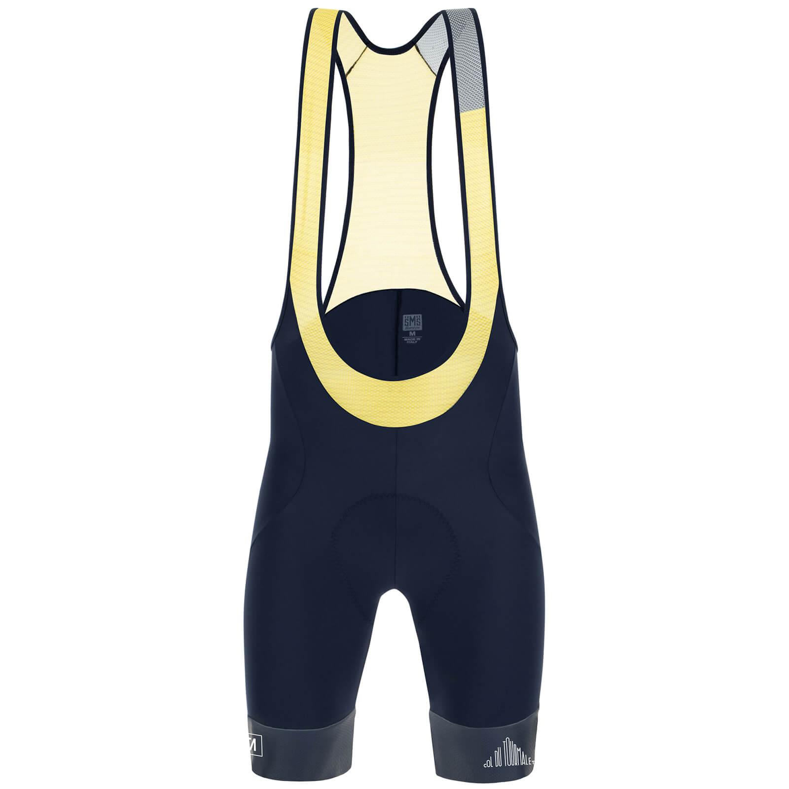 Santini La Vuelta 2020 Col Du Tourmalet Bib Shorts - L