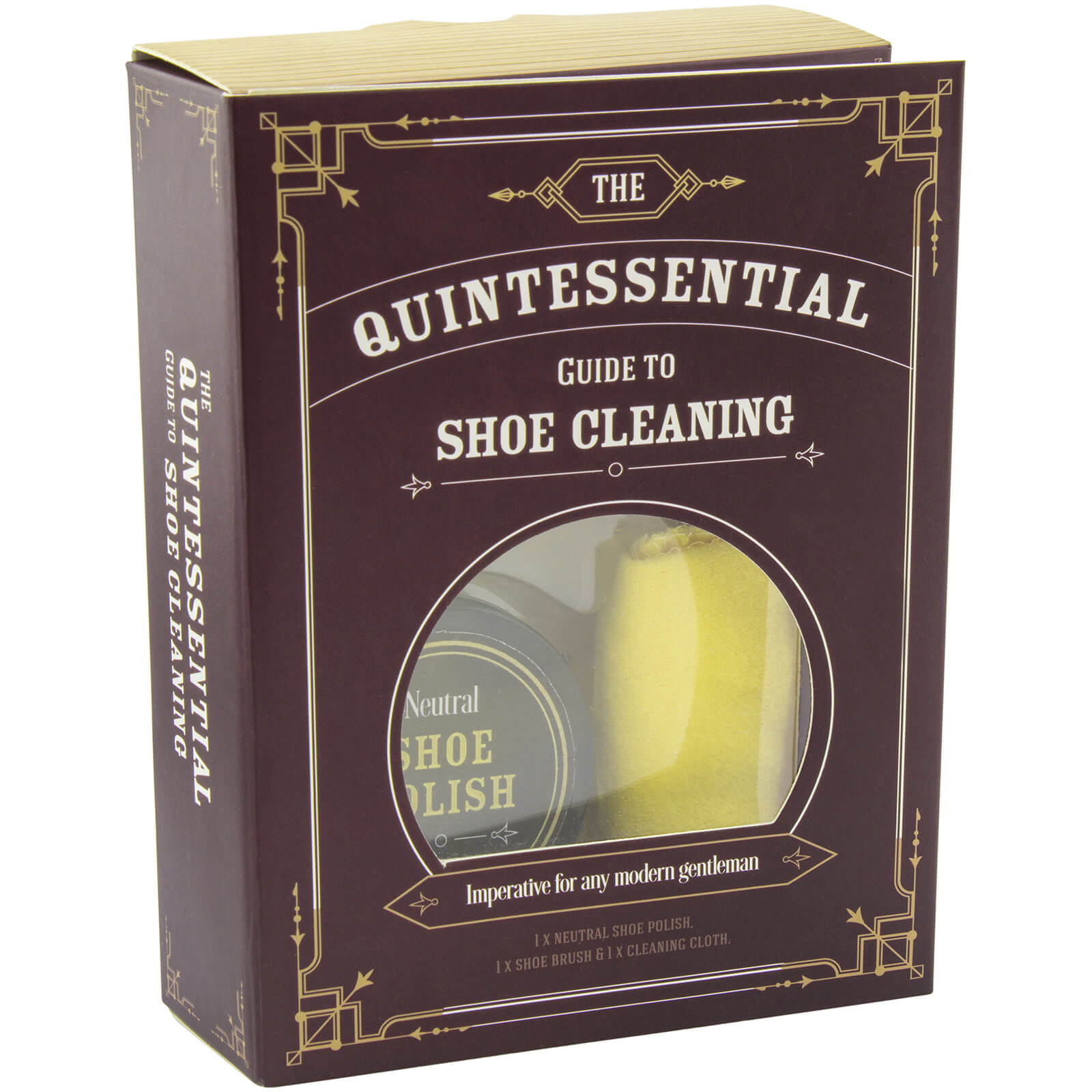 Image of Shoe Ceaning Kit Book