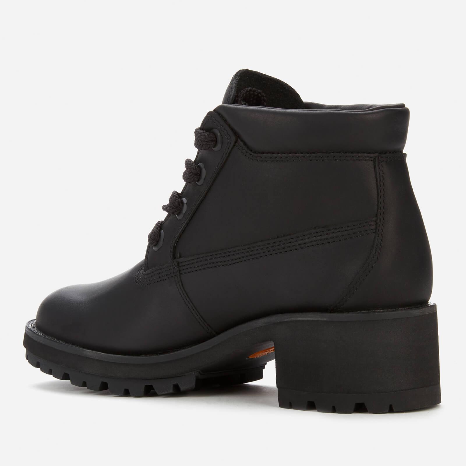 Timberland Women's Kinsley Waterproof Nellie Boots - Jet Black - Uk 3