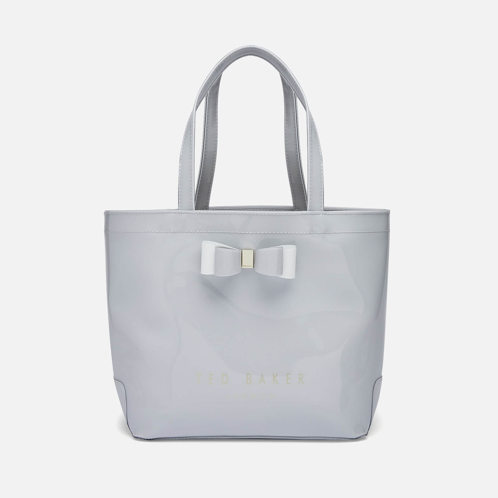 Ted Baker Women's Haricon Bow Small Icon Bag - Grey
