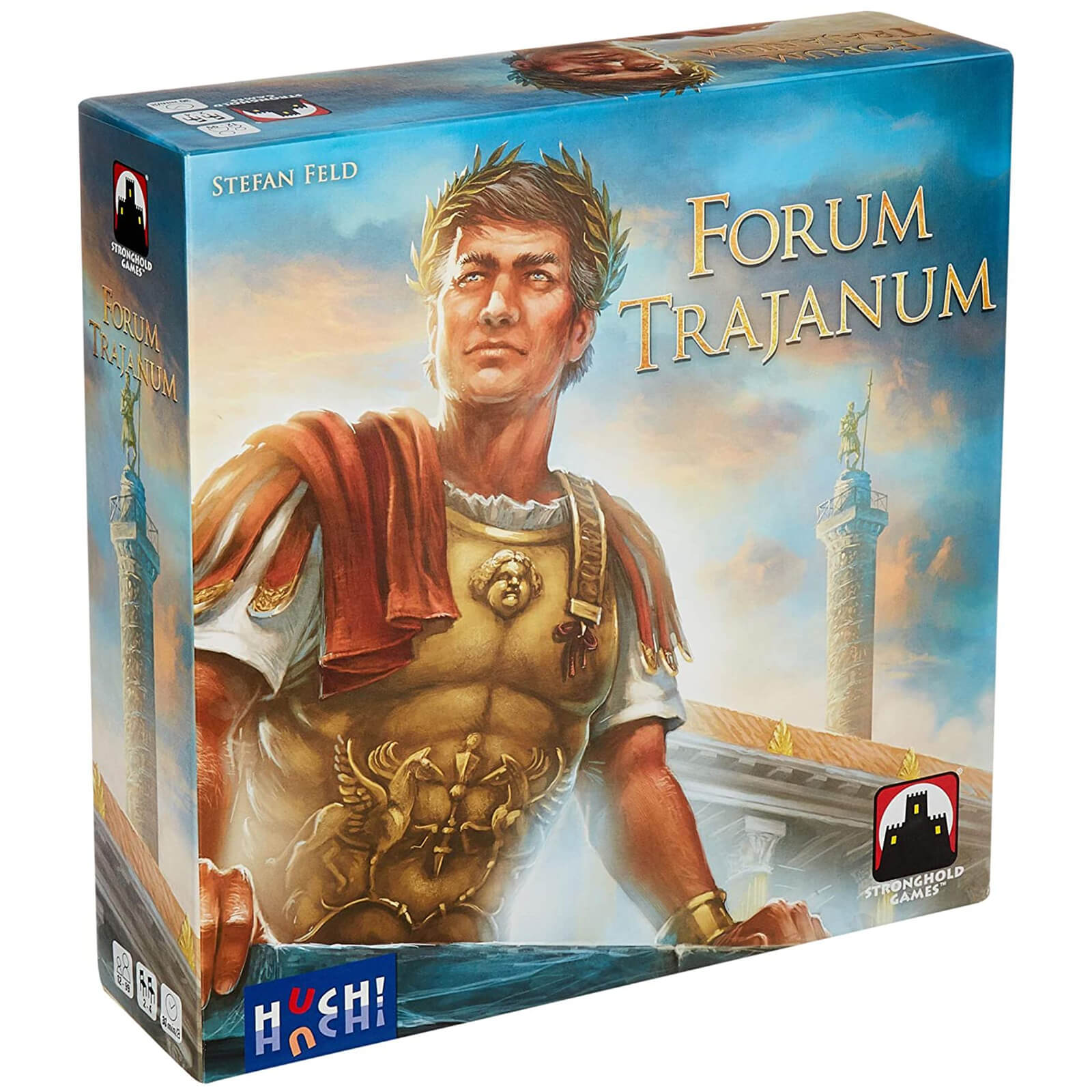 Image of Forum Trajanum - Board Game