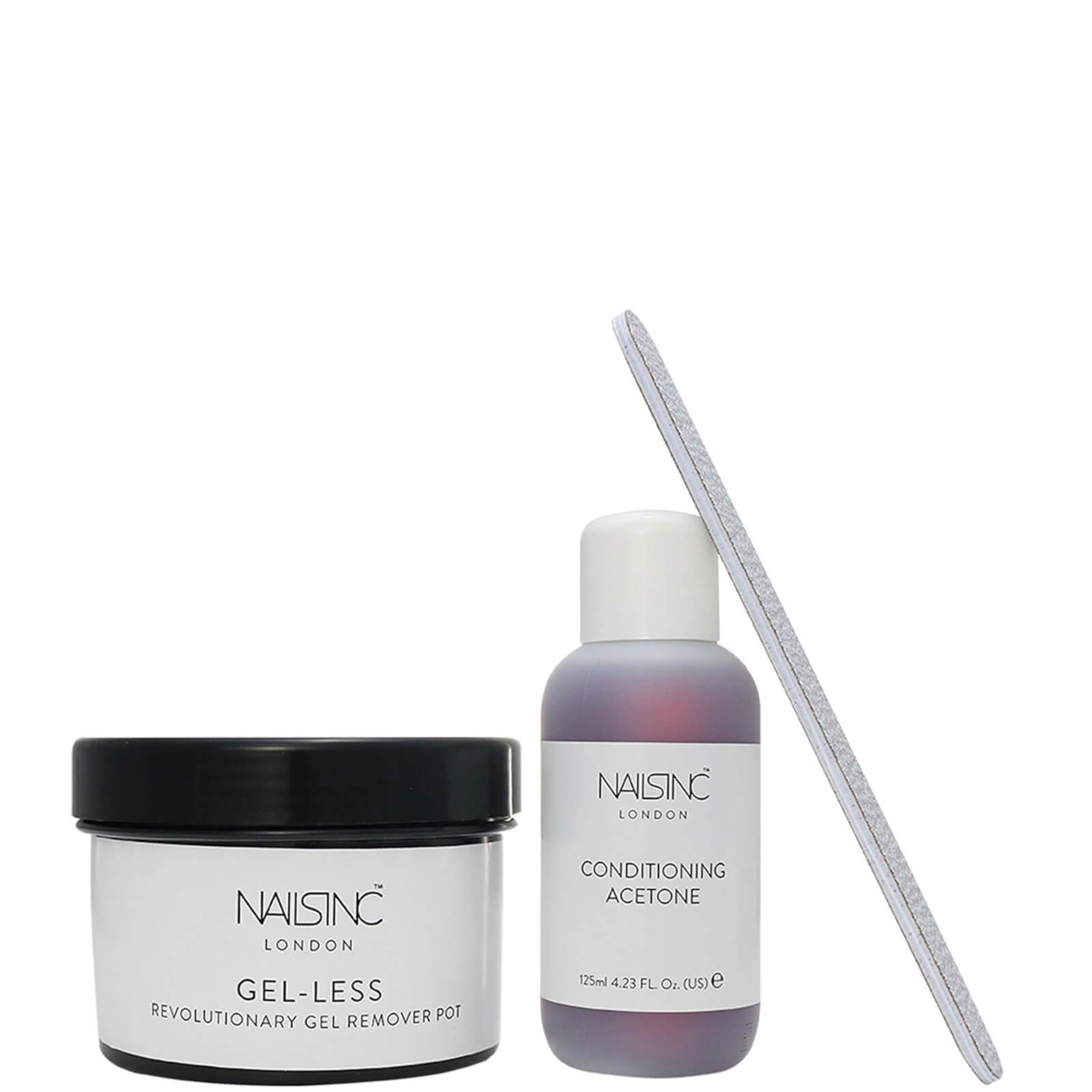 nails inc. Gel-Less Remover Pot (Worth £19.00)